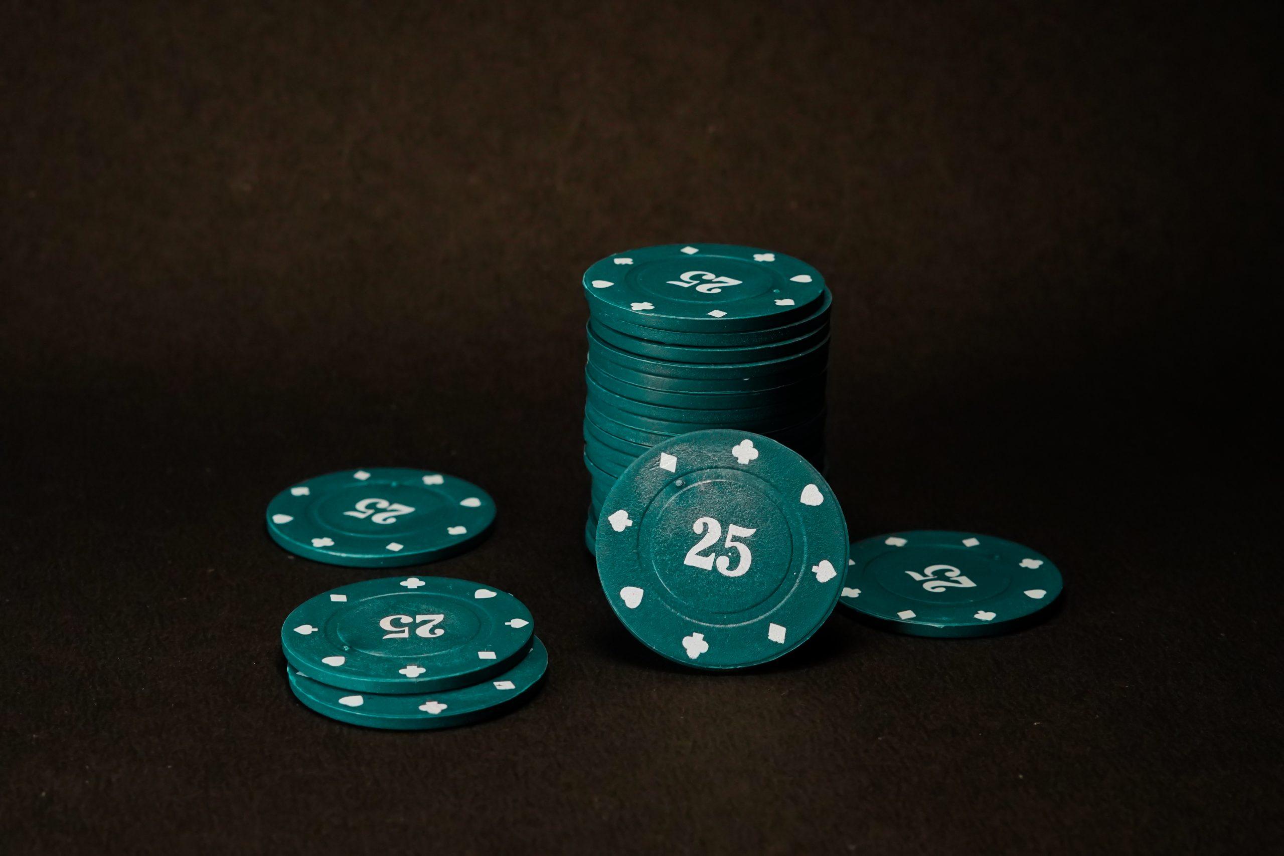 poker coins