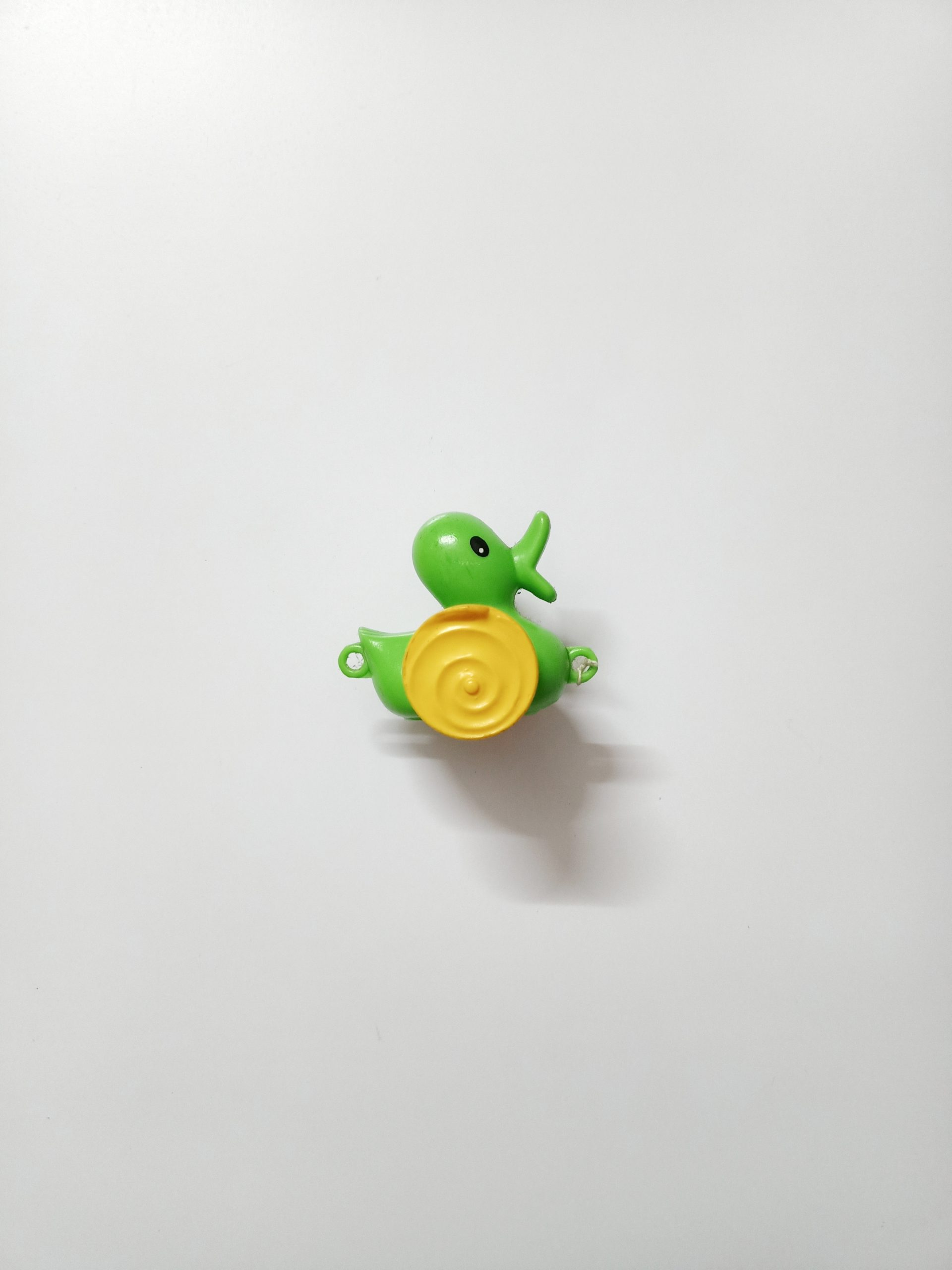 A toy duck for kids