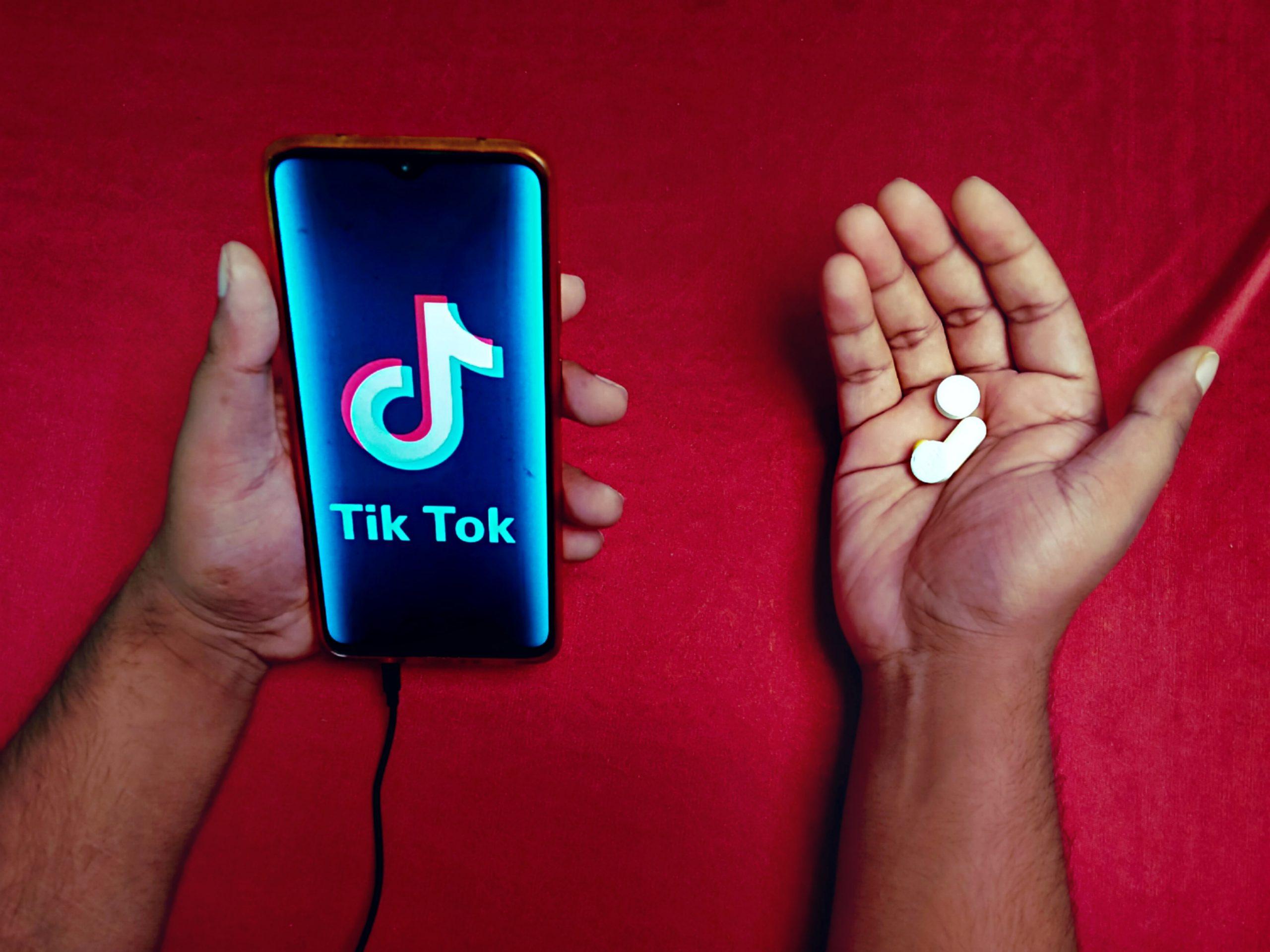 Tik Tok addiction