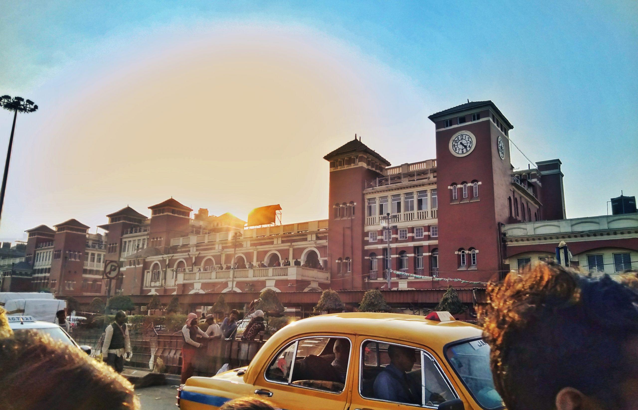 An old building in Kolkata