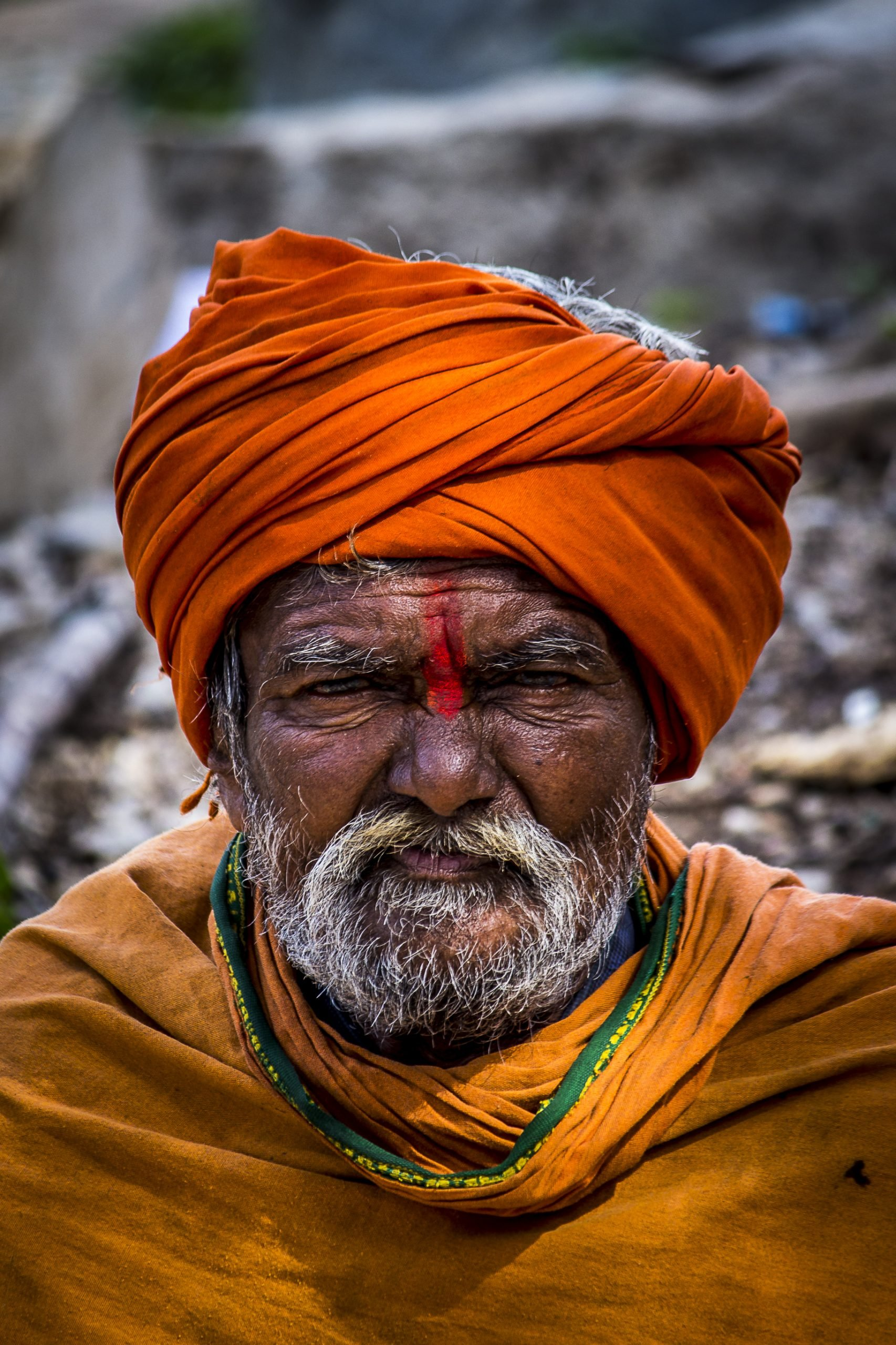 An old monk