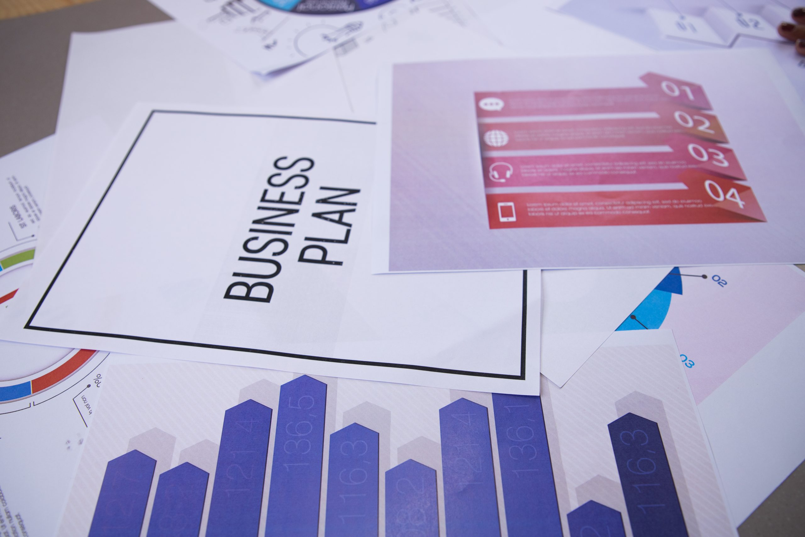 Analyzing business plan