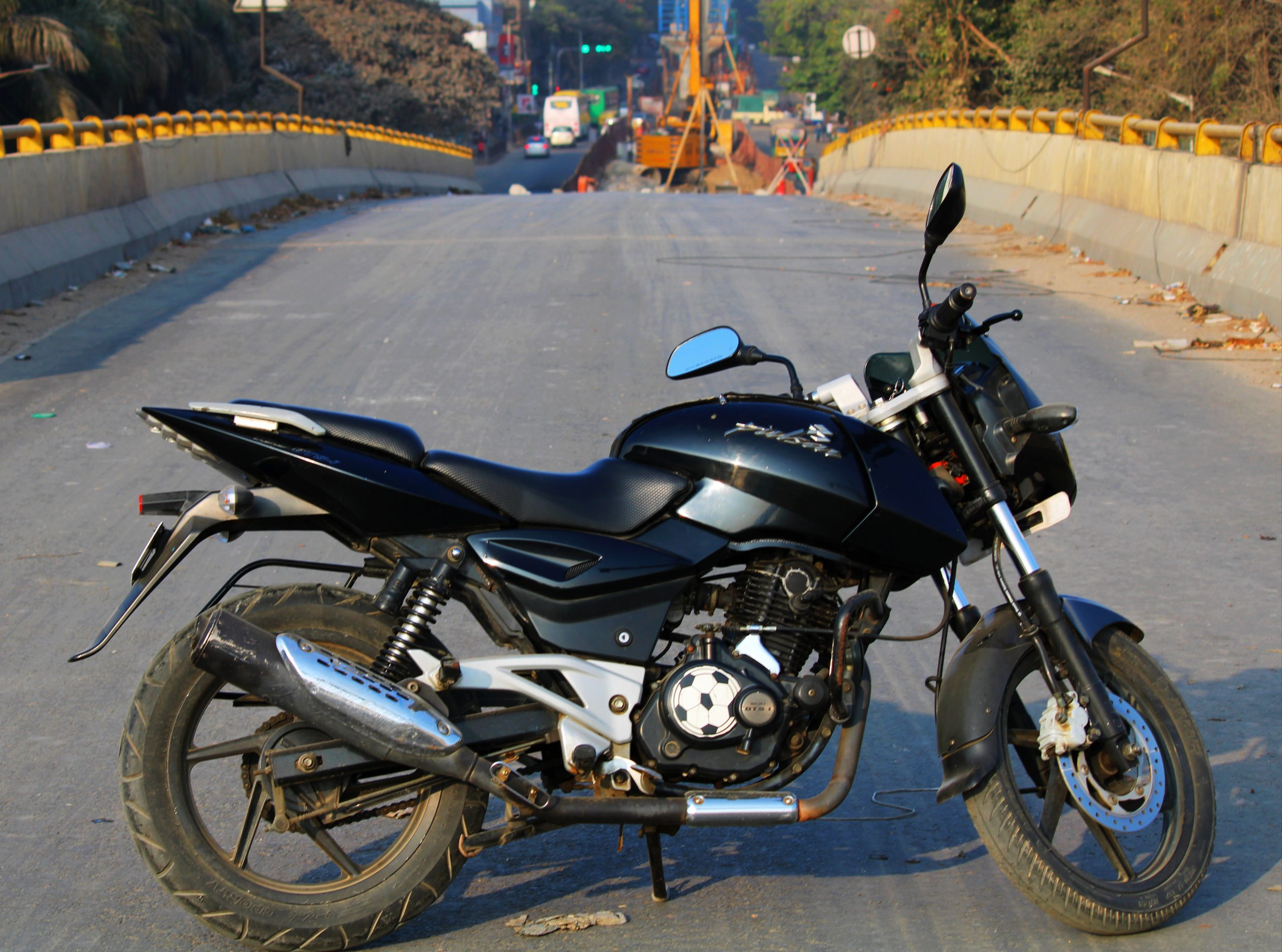 Bajaj Pulsar Bike