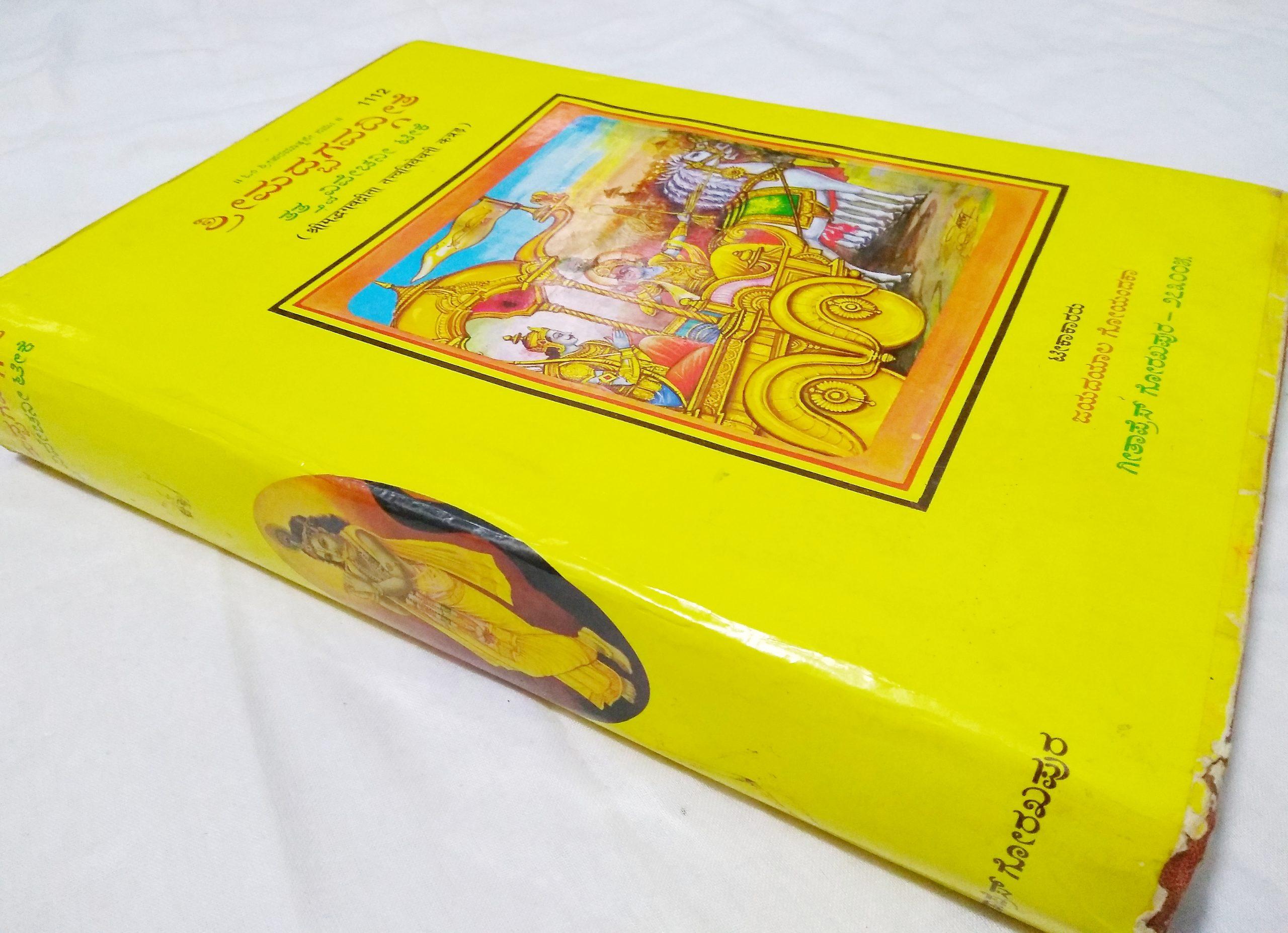 Bhagavad Geeta book