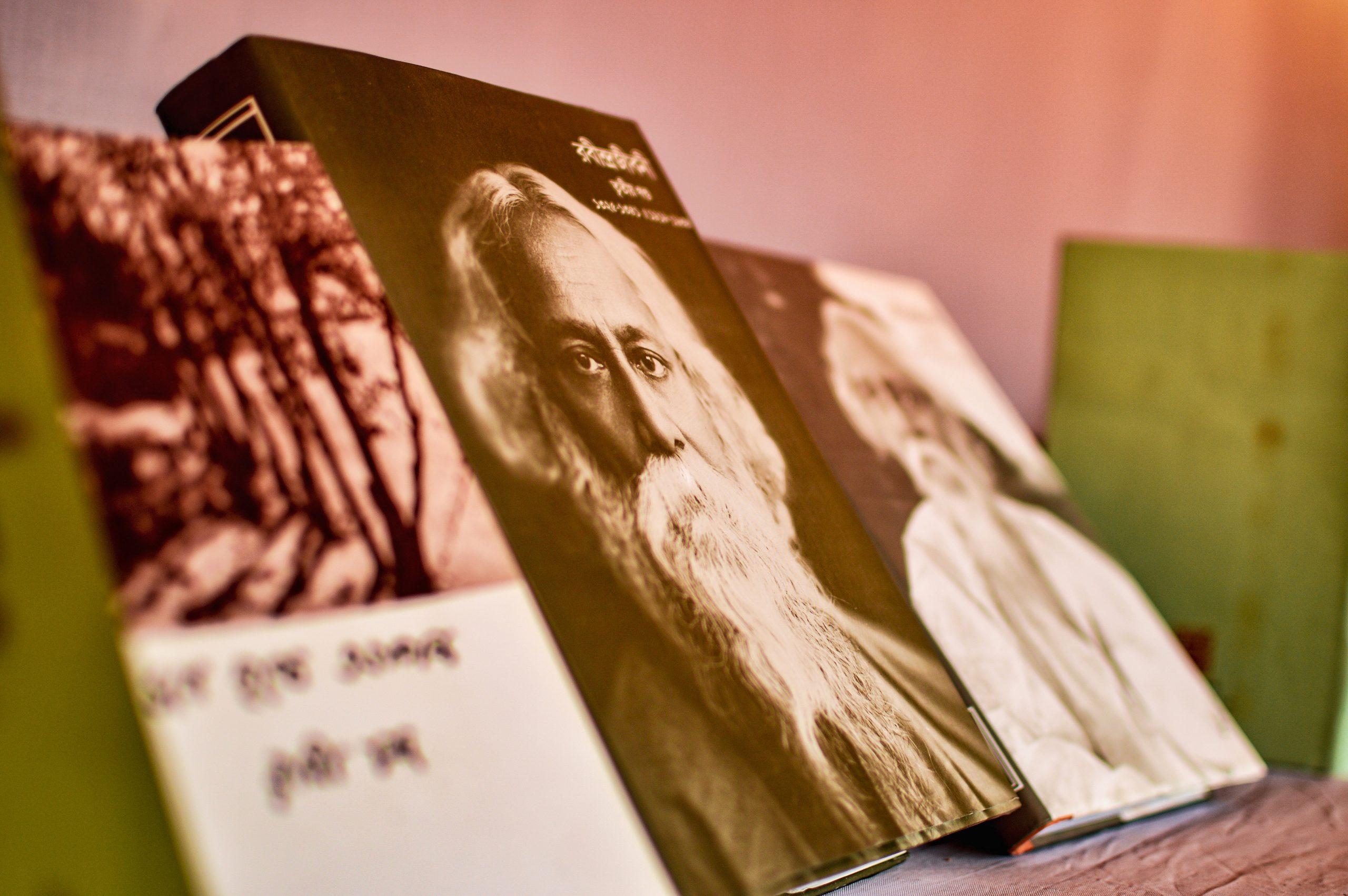 rabindranath tagore book