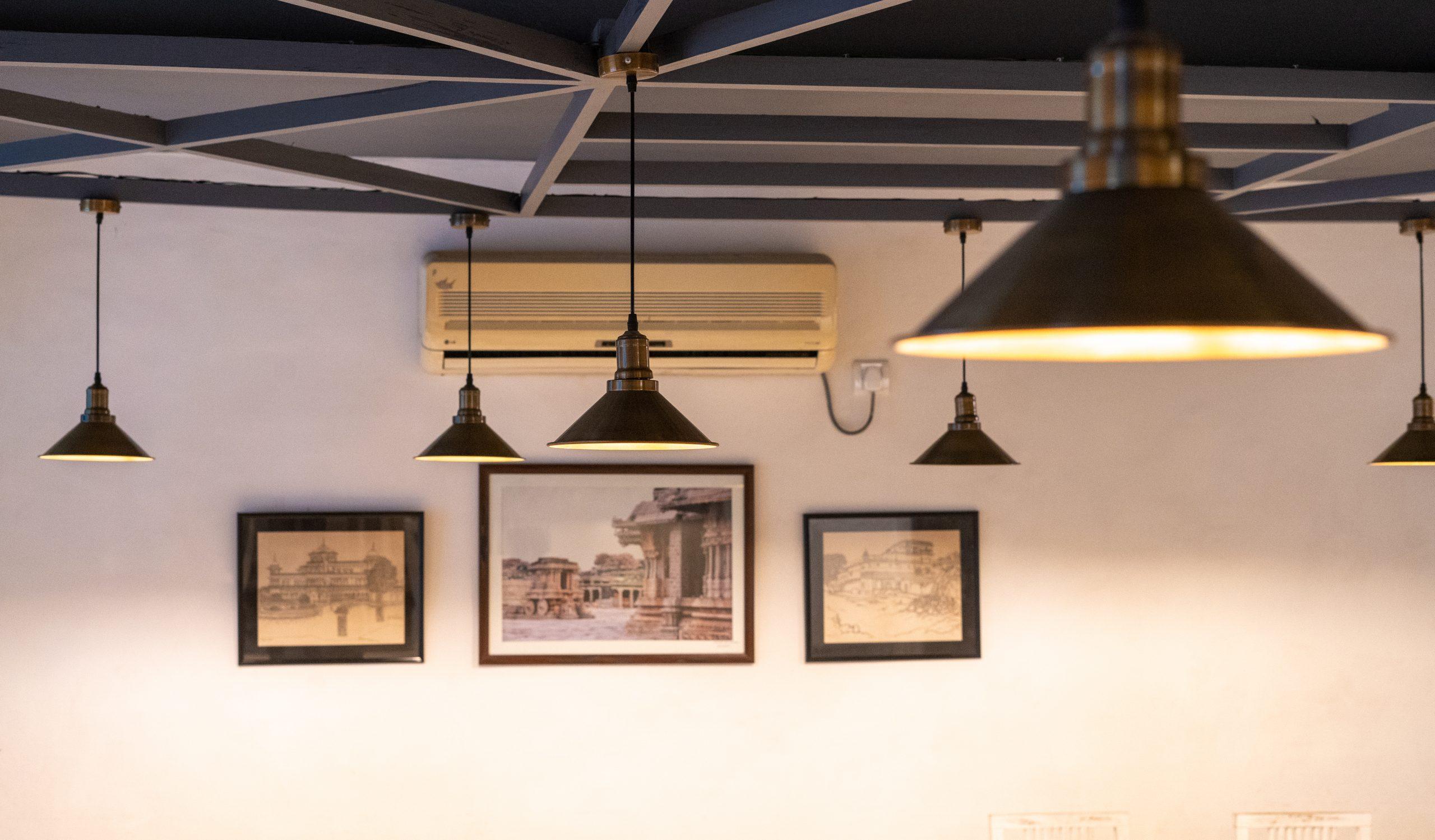 Cafe roof