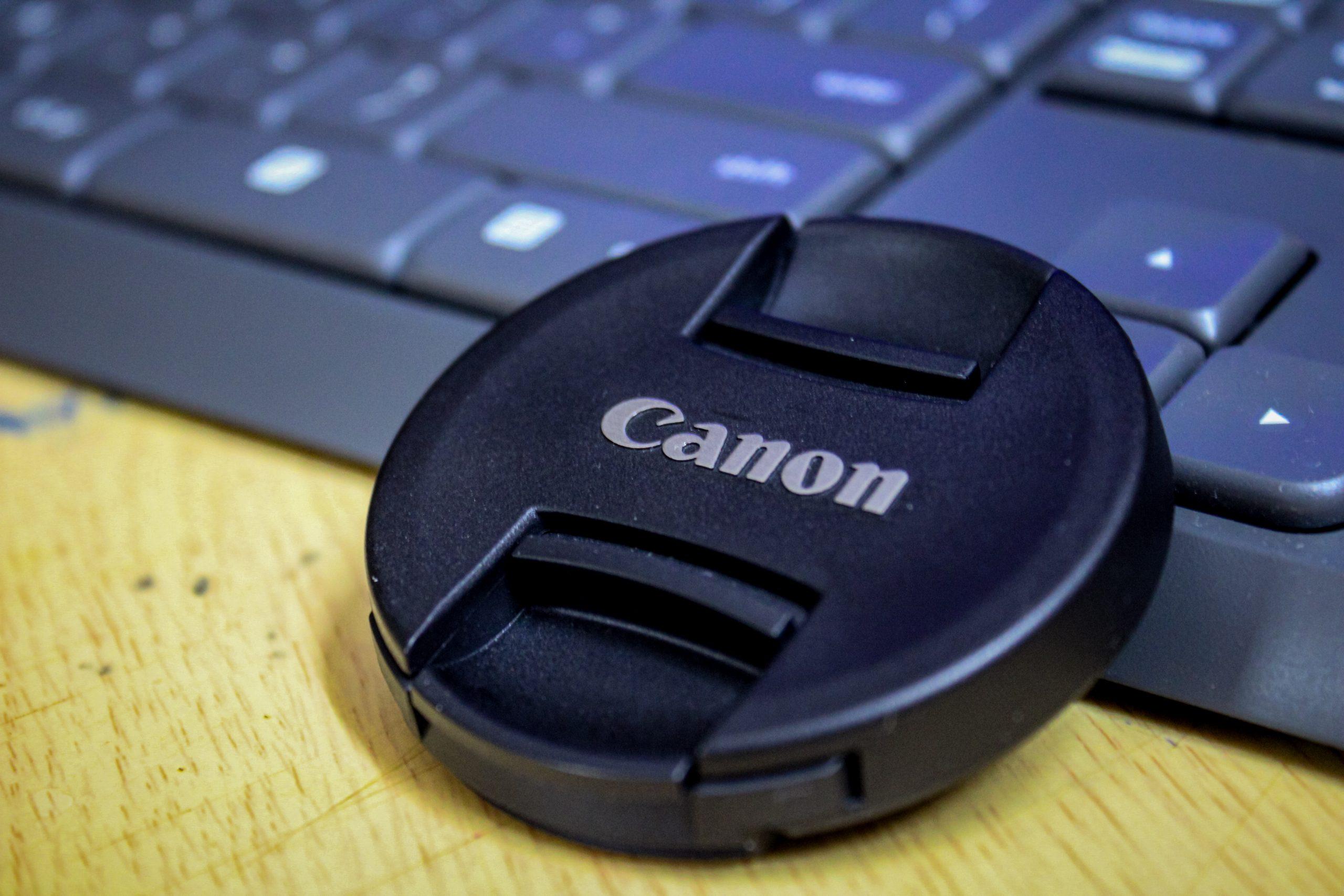 Cap of camera lens