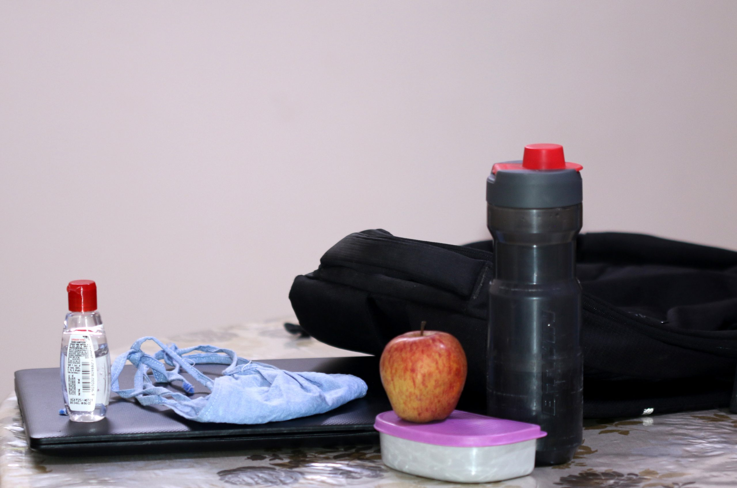 A student's accessories