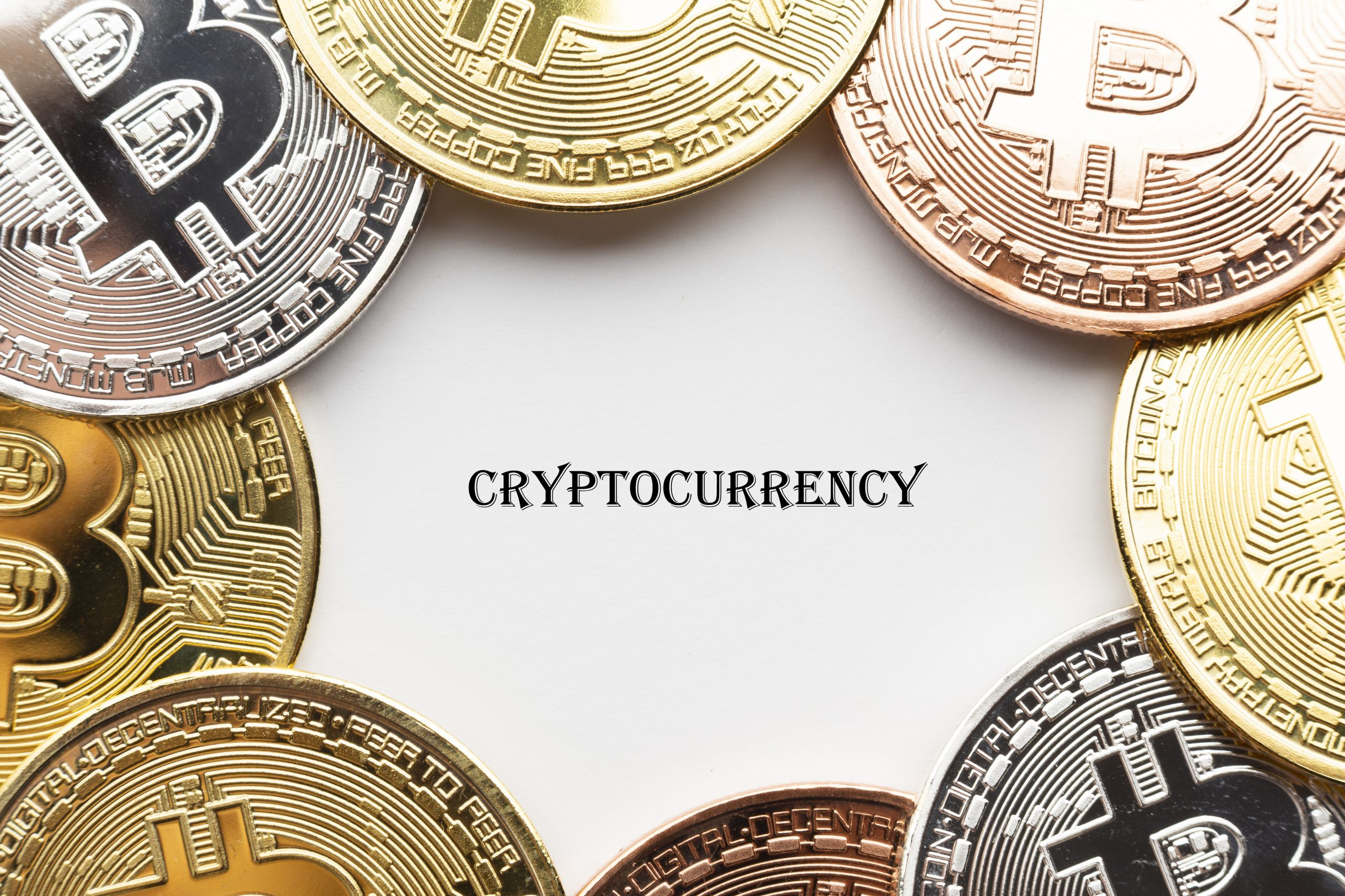 Cryptocurrency in use