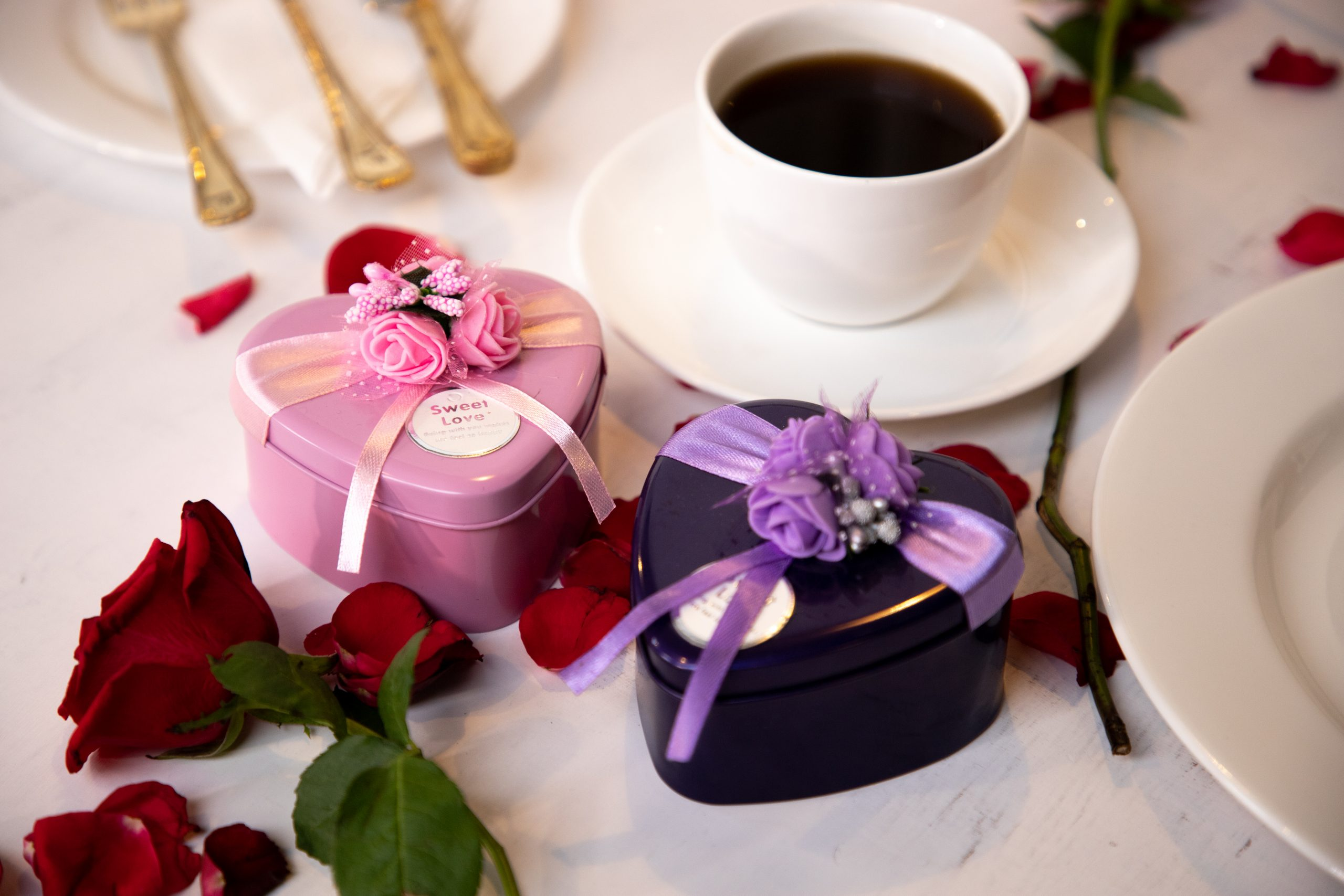 Cute gift boxes