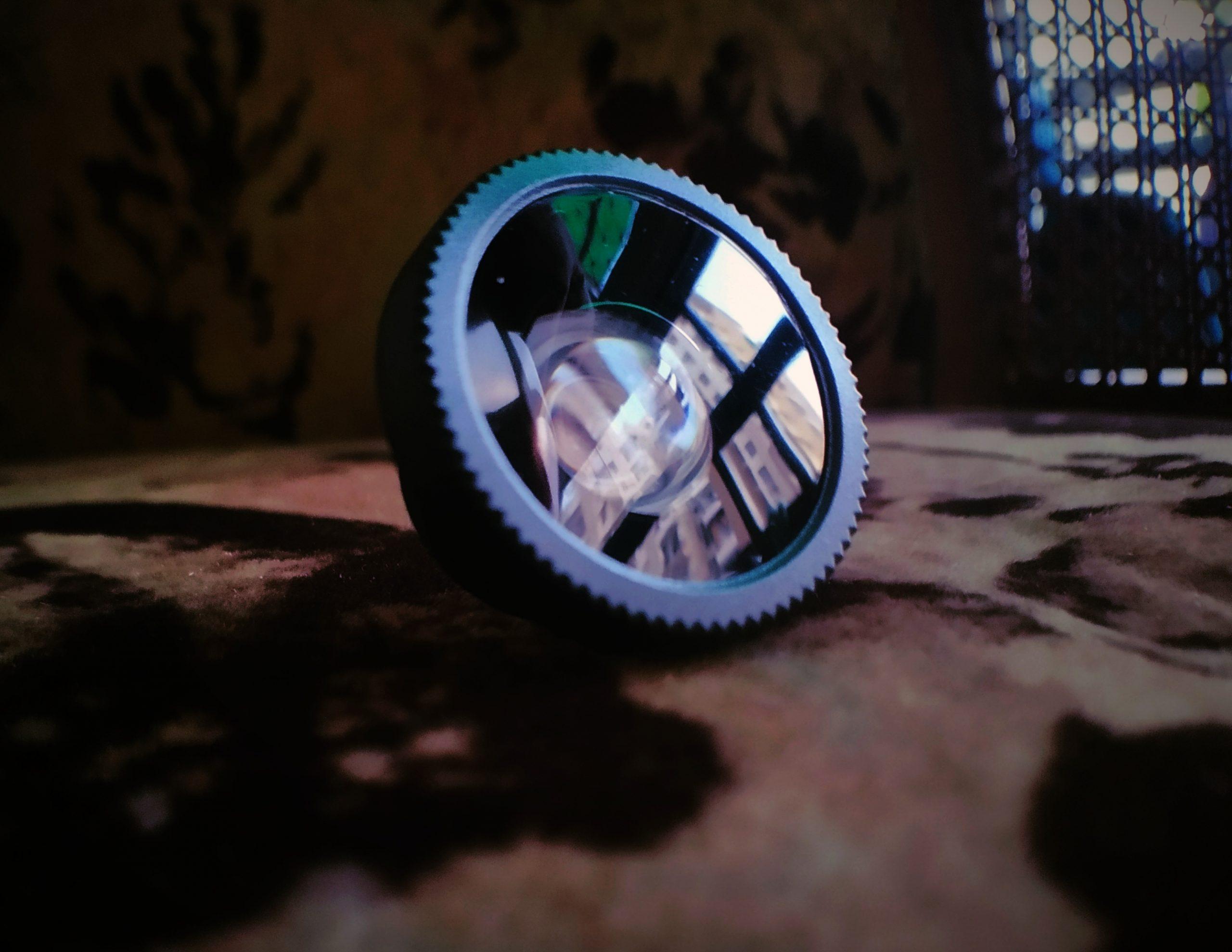 Fisheye lens for photography