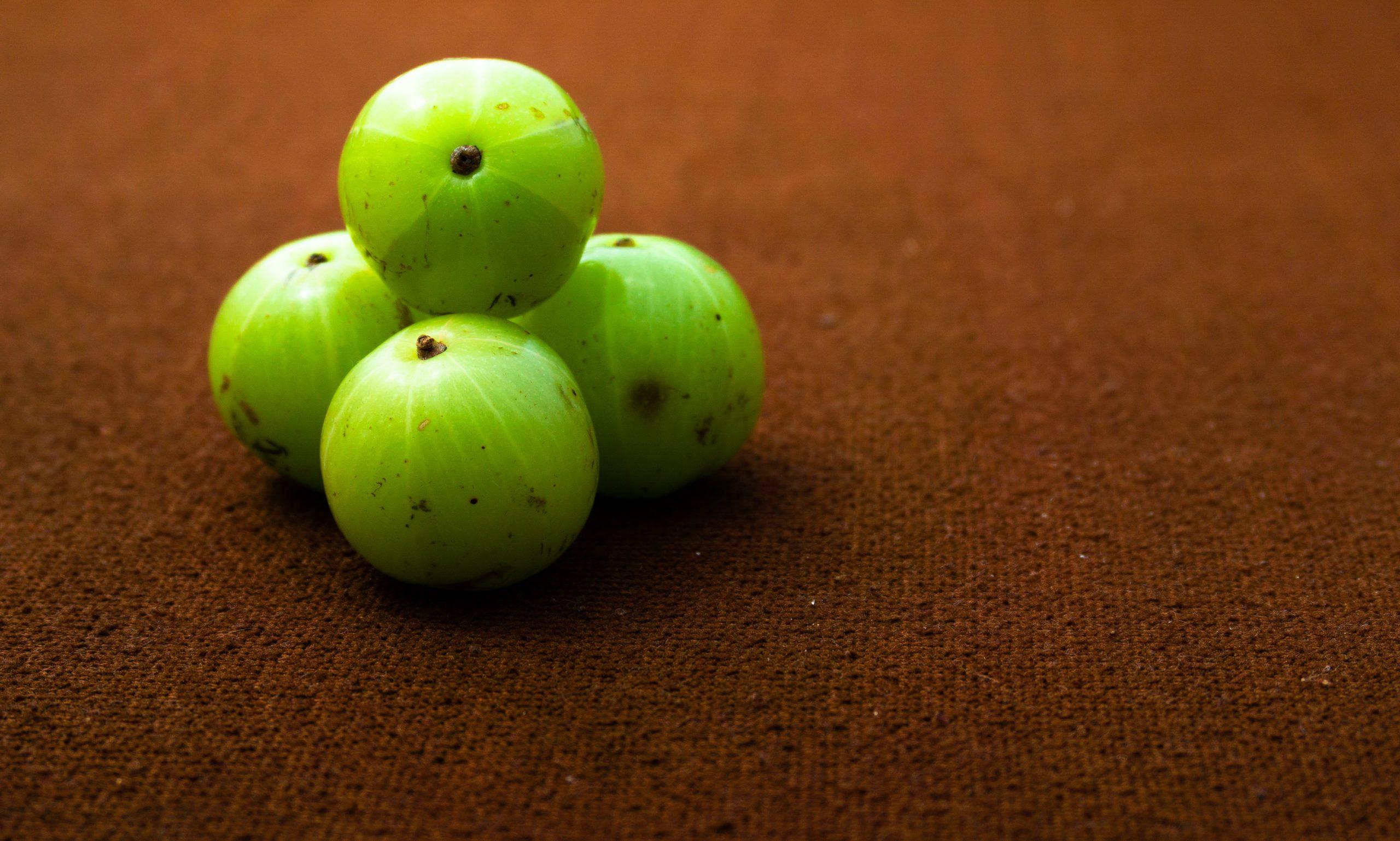 Fresh Gooseberry