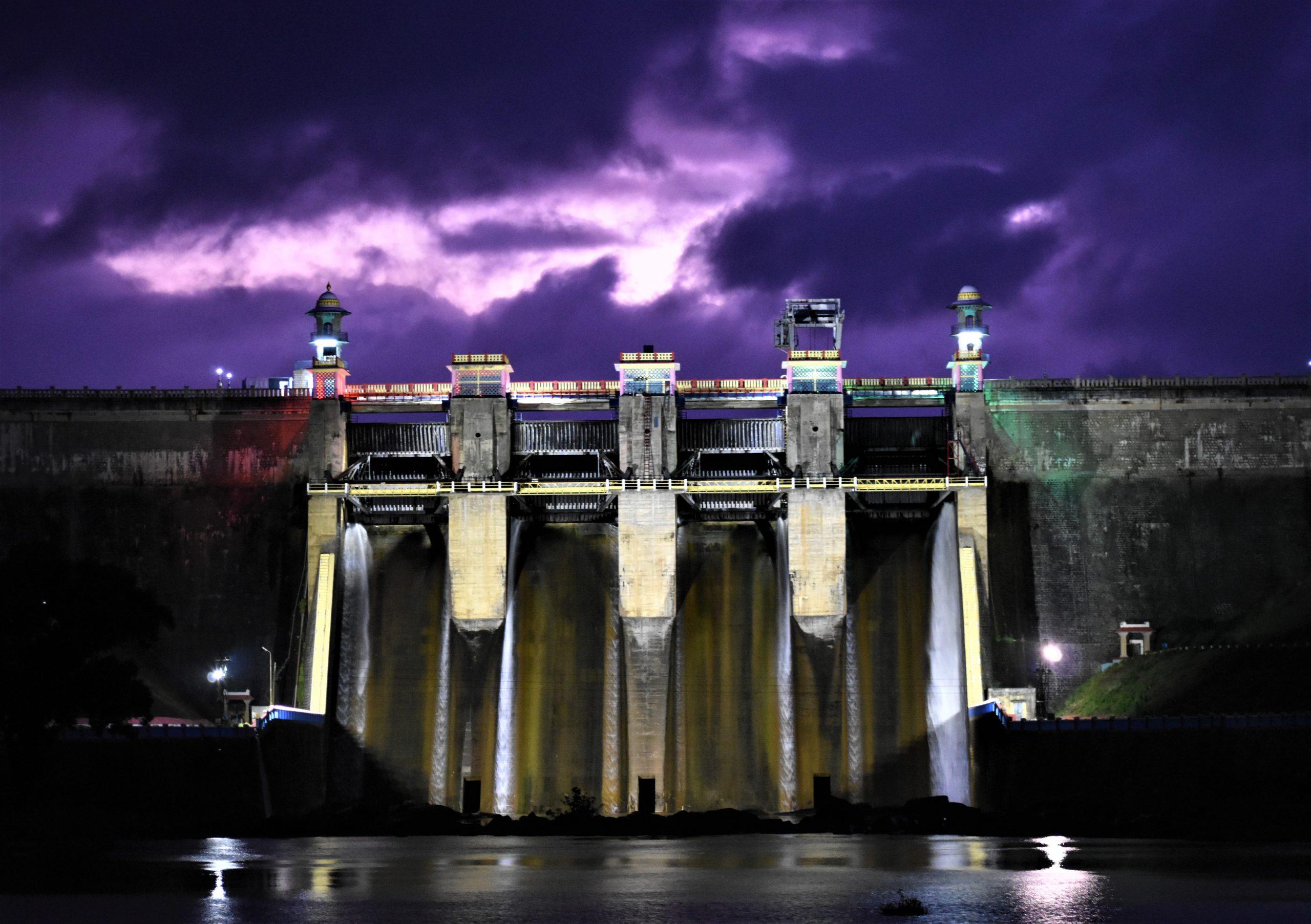 Harangi dam.