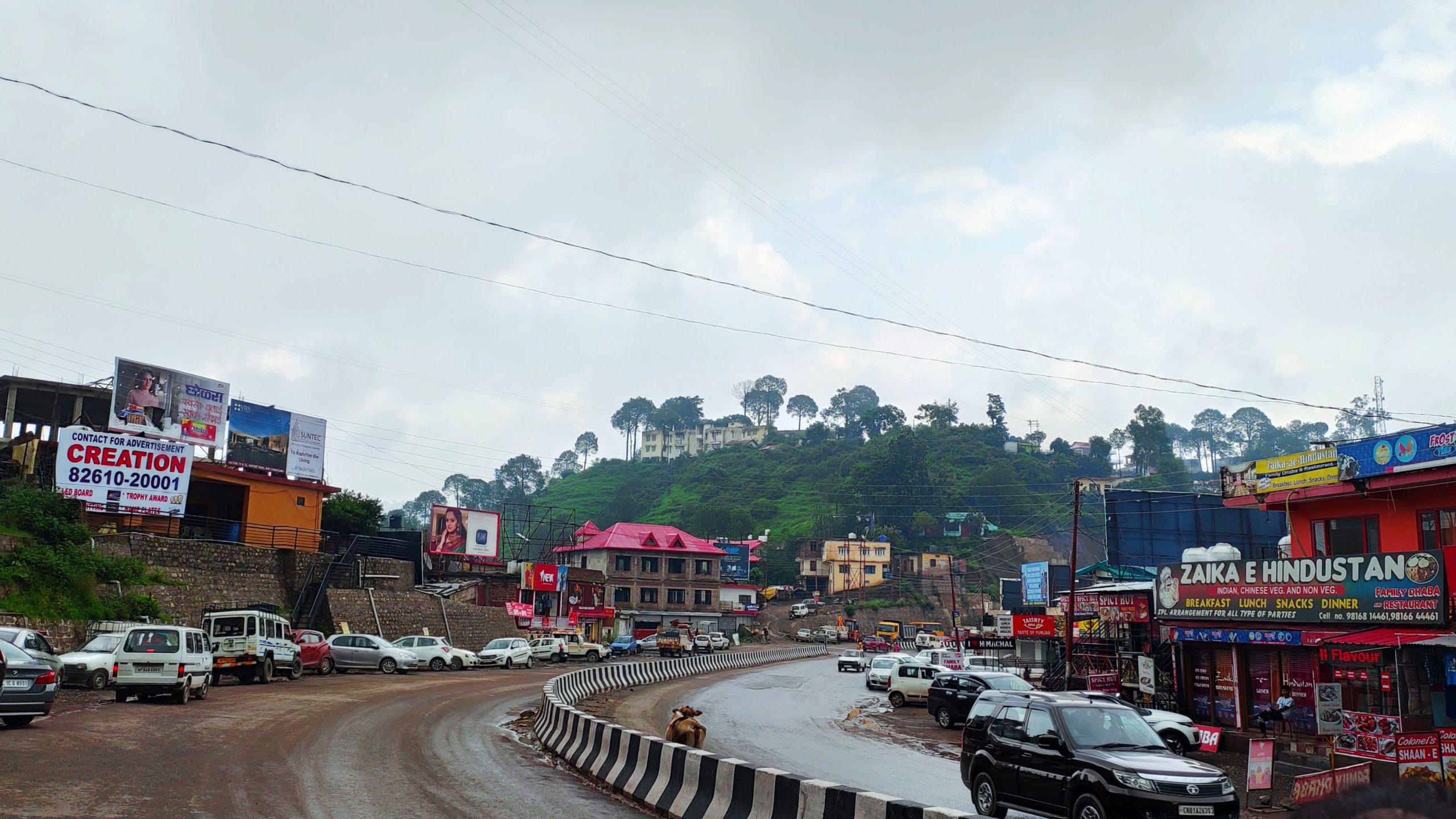 Hill street market