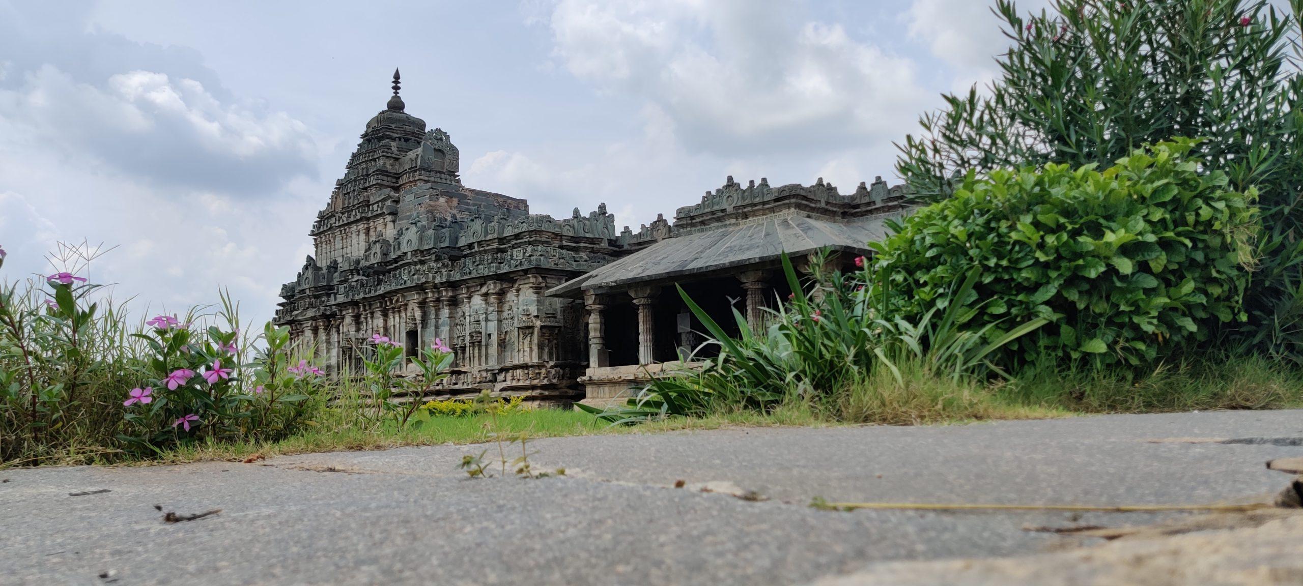 Hindu Ancient Temple