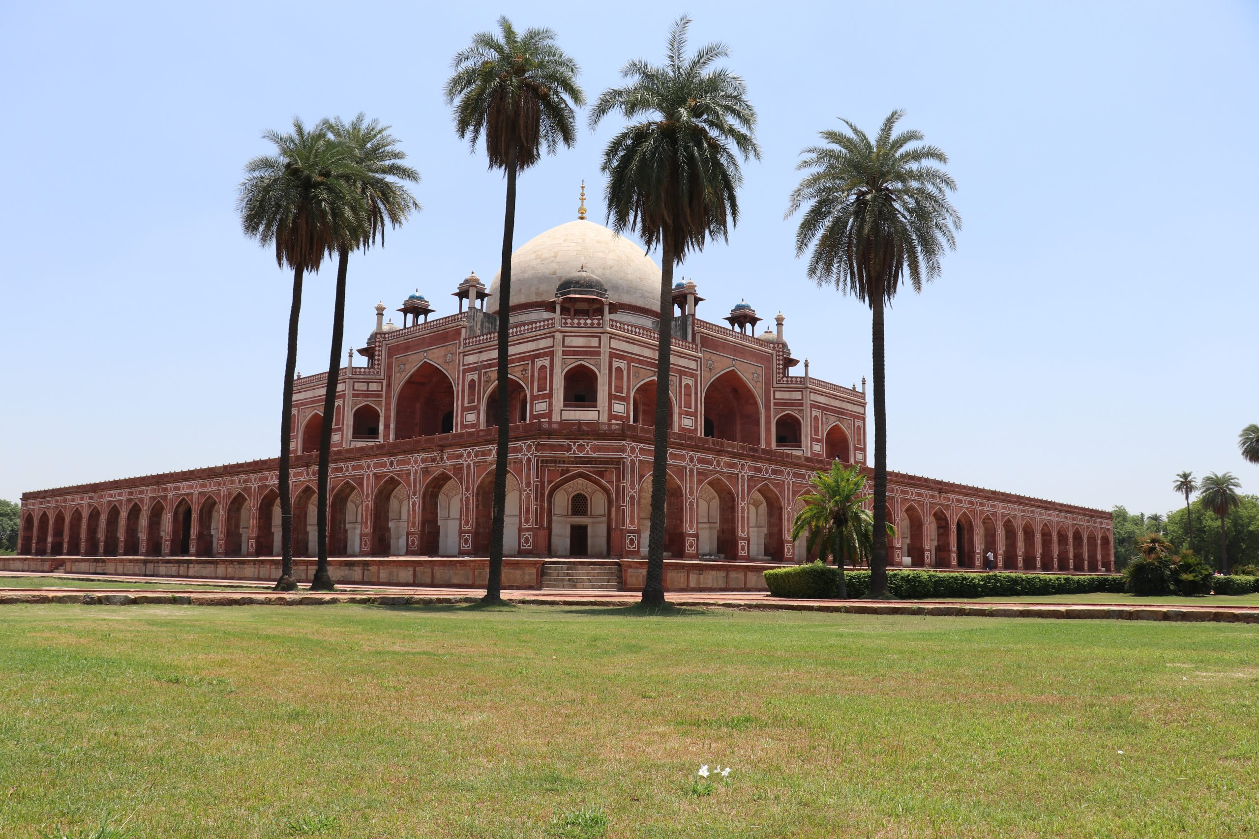 Humayu Tomb