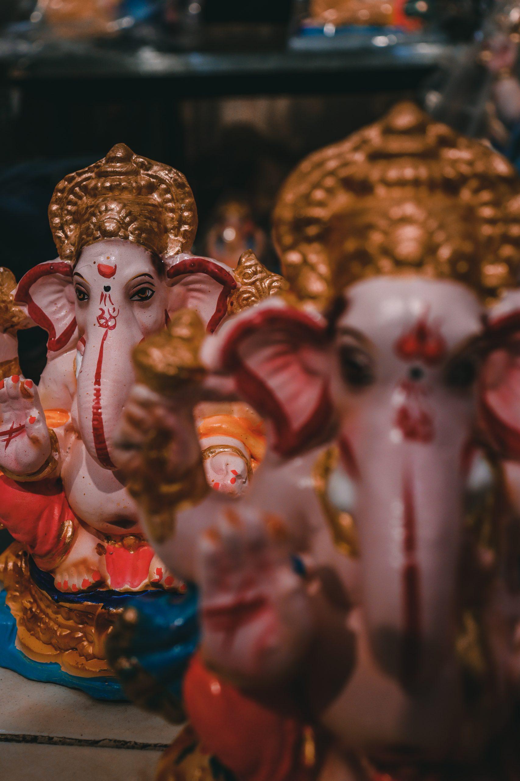 Idols of Lord Ganesha