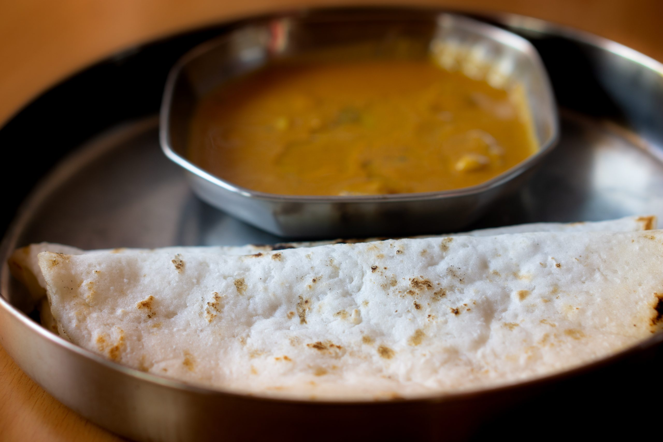 Indian Dal Roti