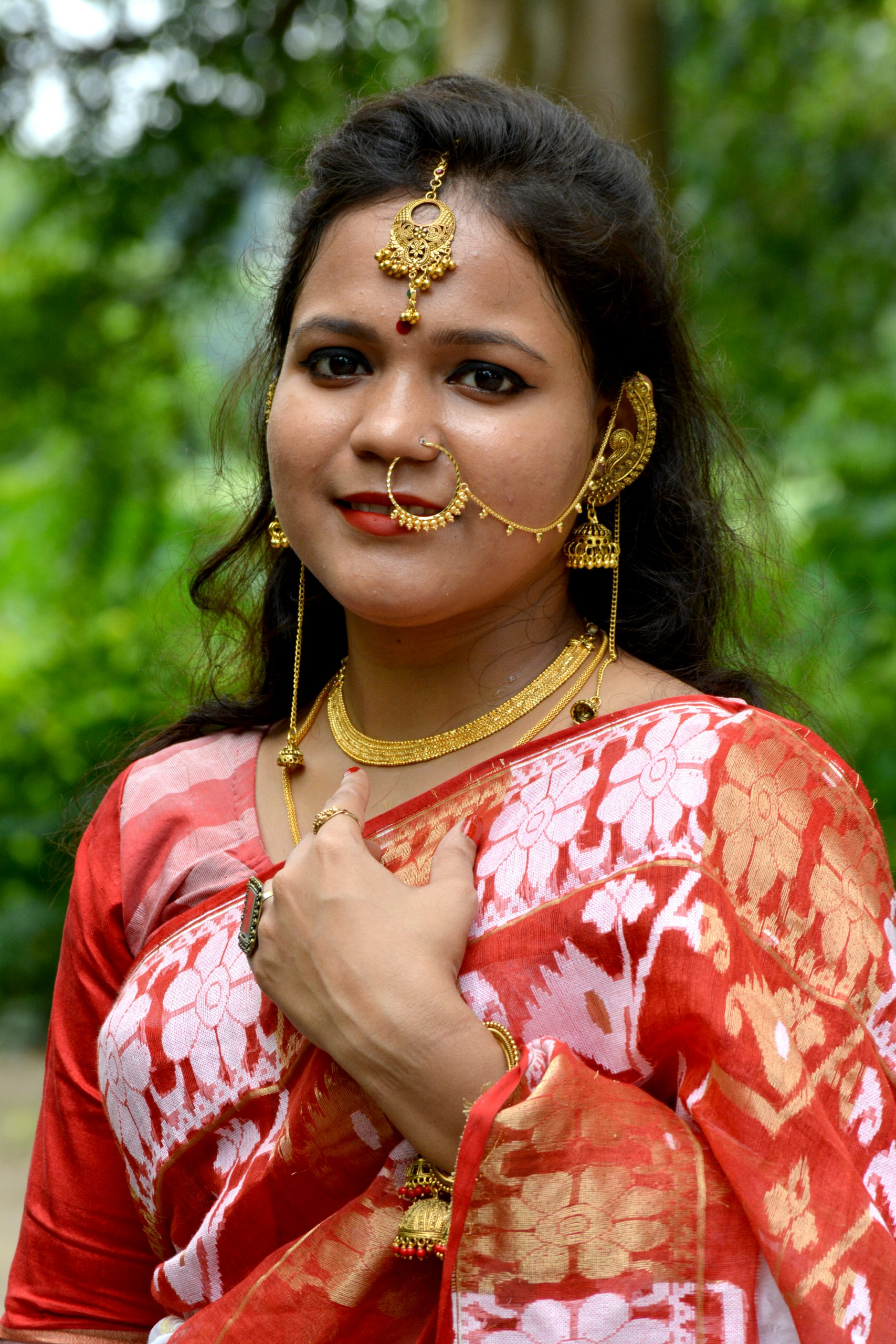 Indian married woman