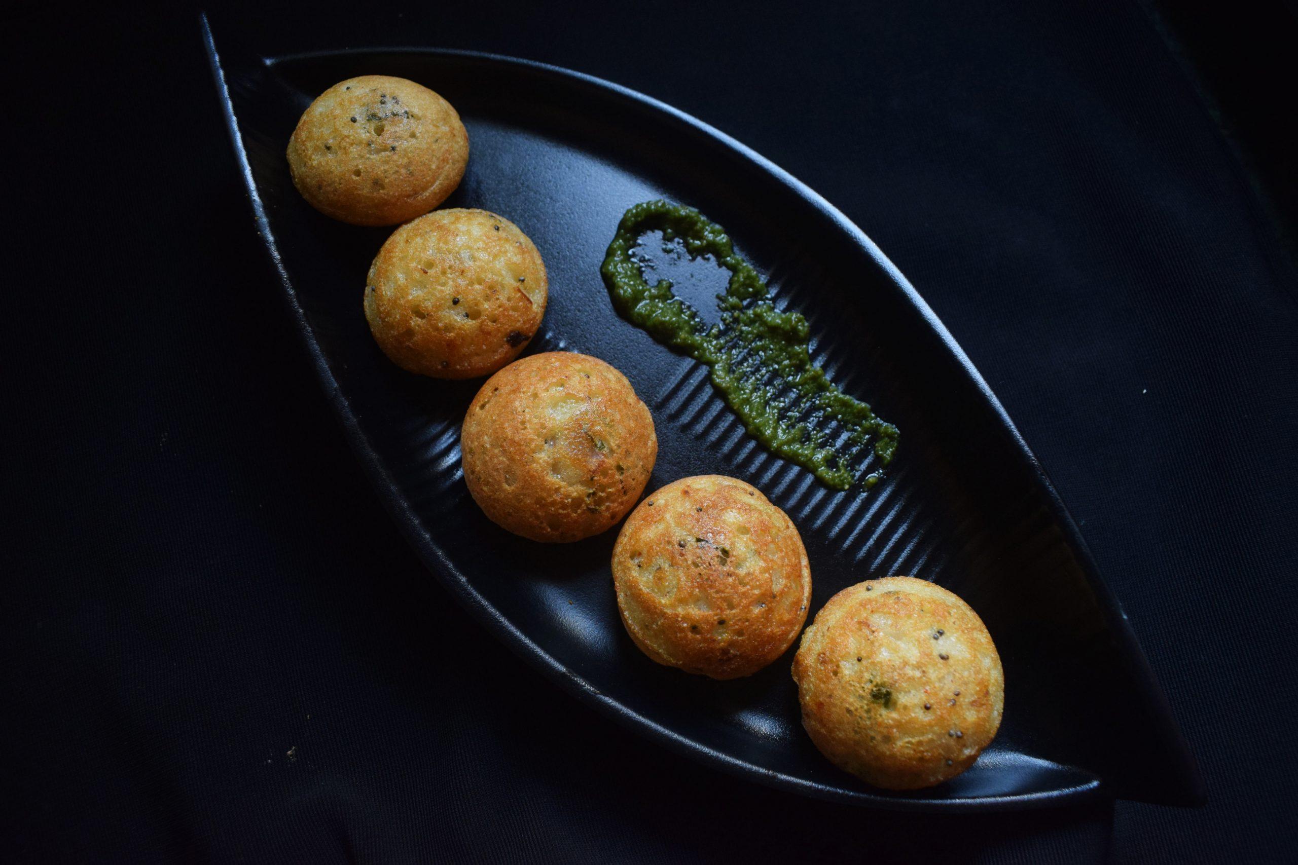 Indian potato snacks