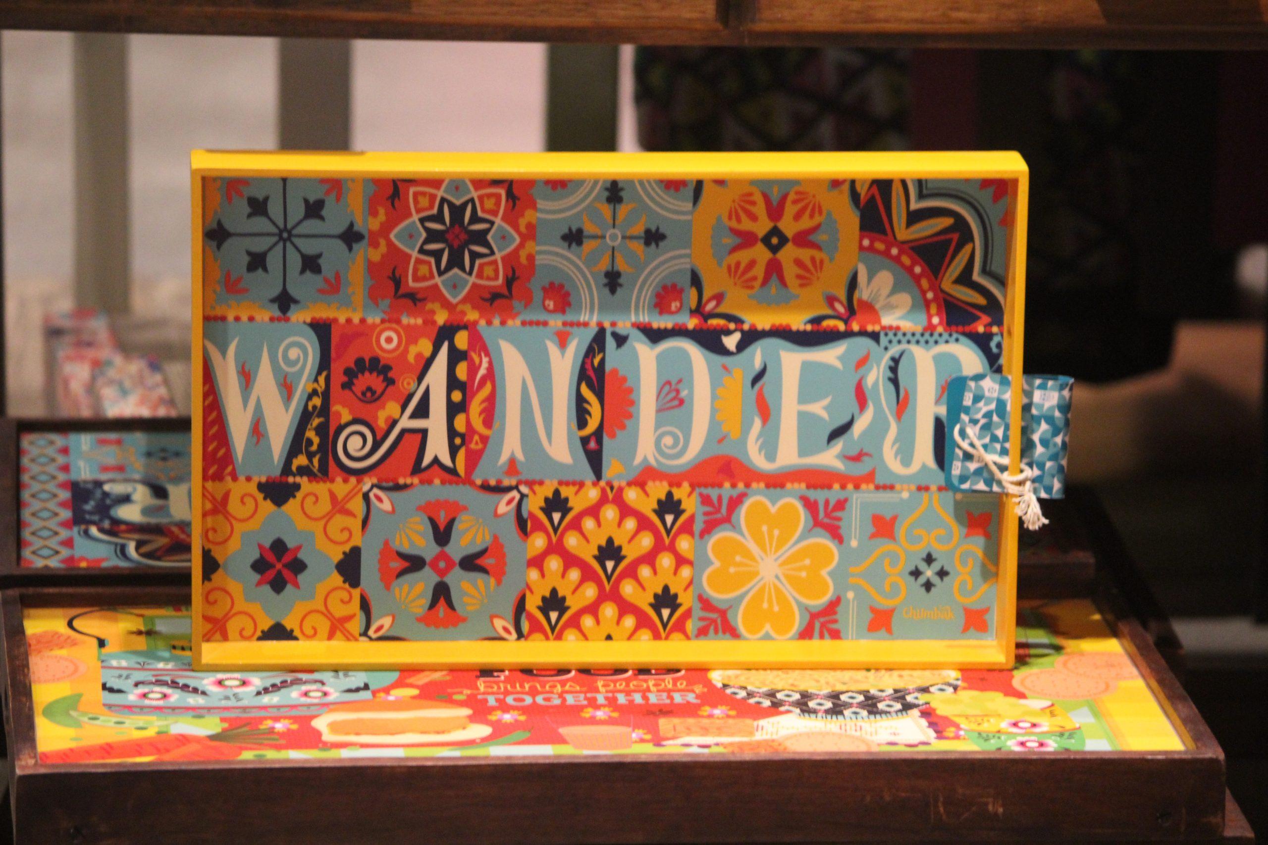 designer trays
