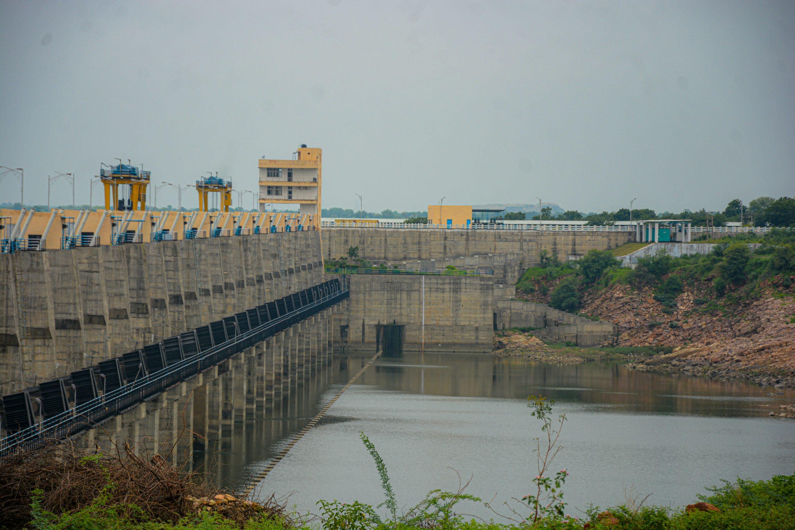 Kalisindh river Dam