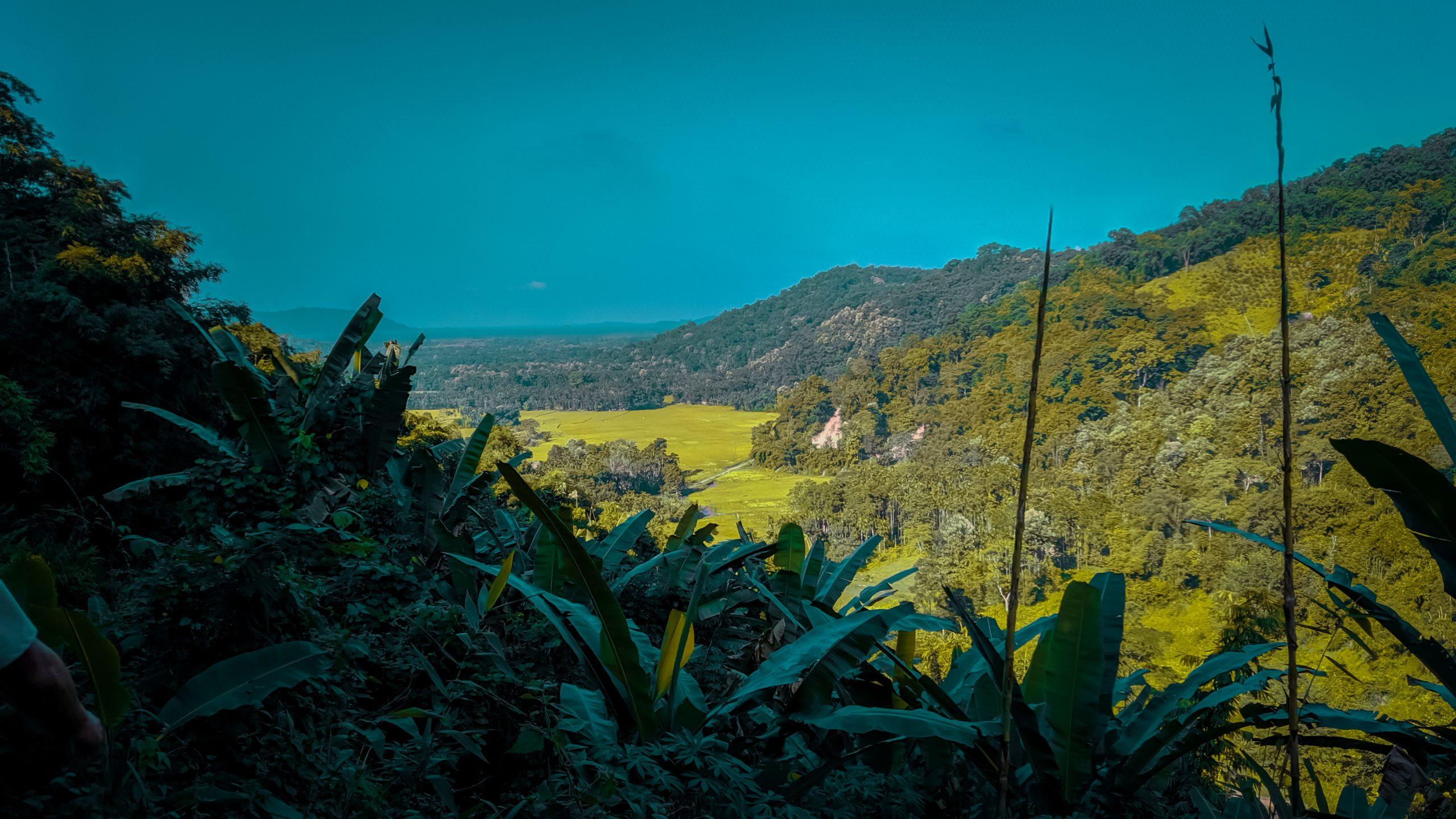 Langminso Hills