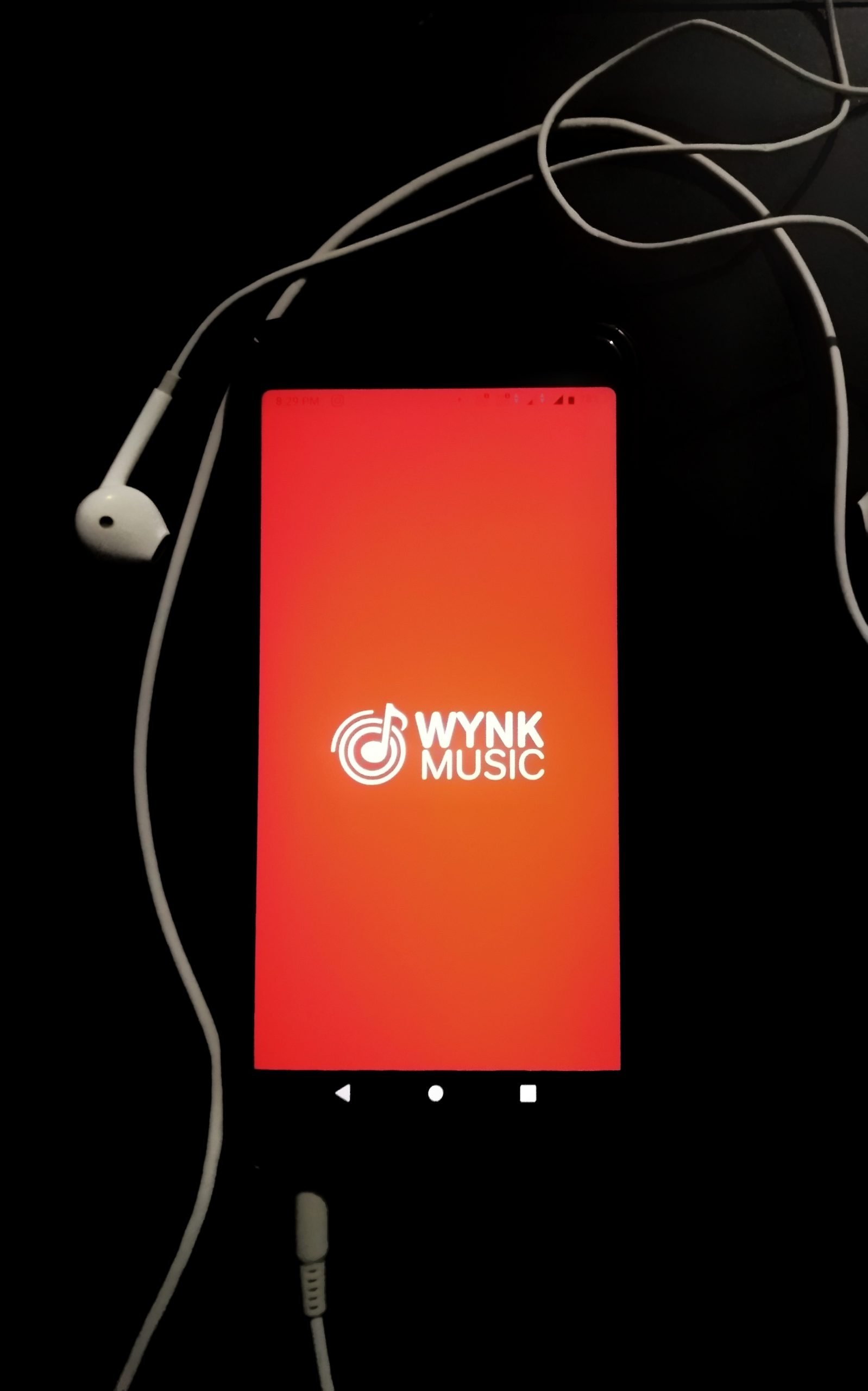 Listening Wynk Music