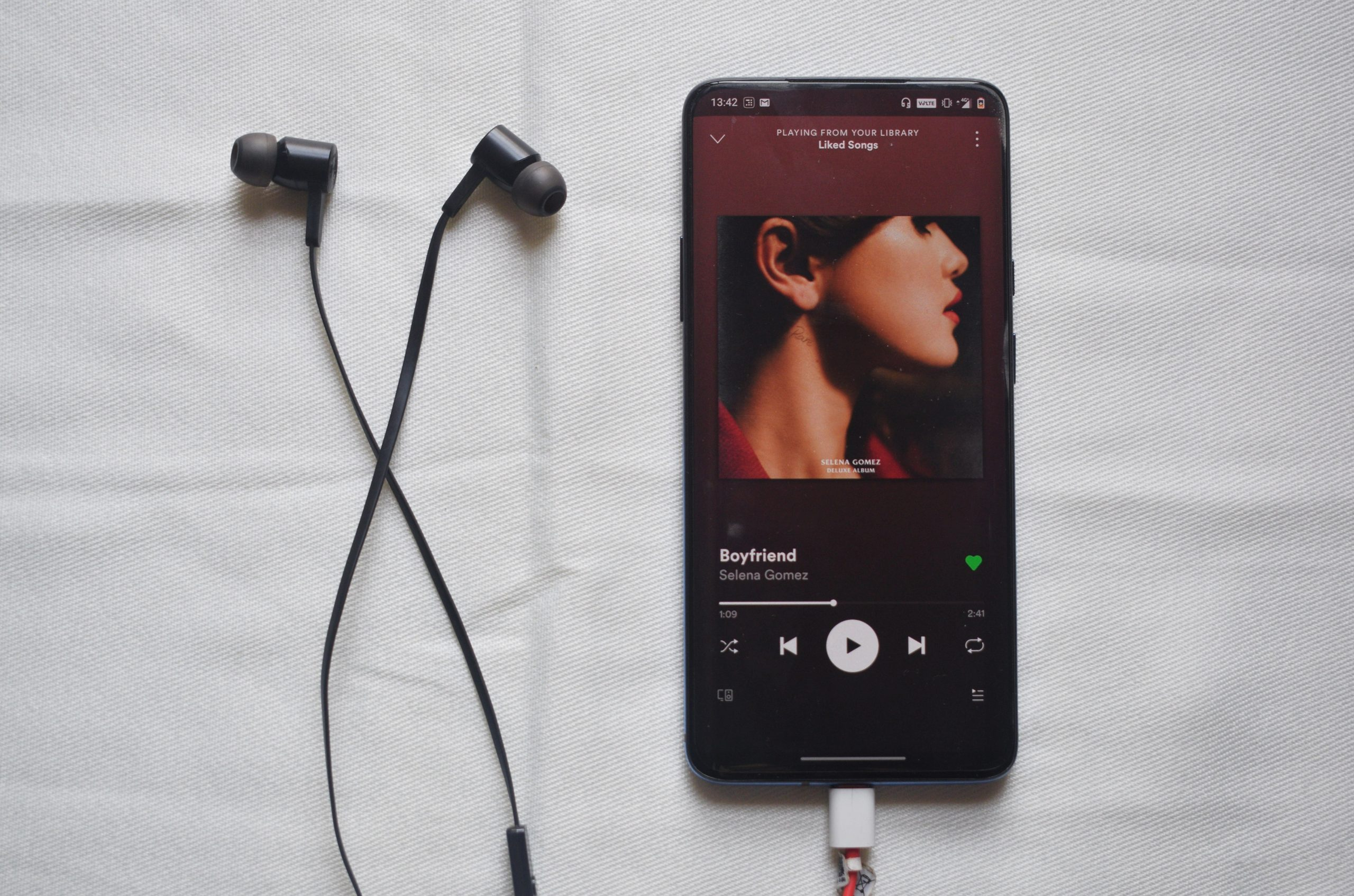Music in mobile
