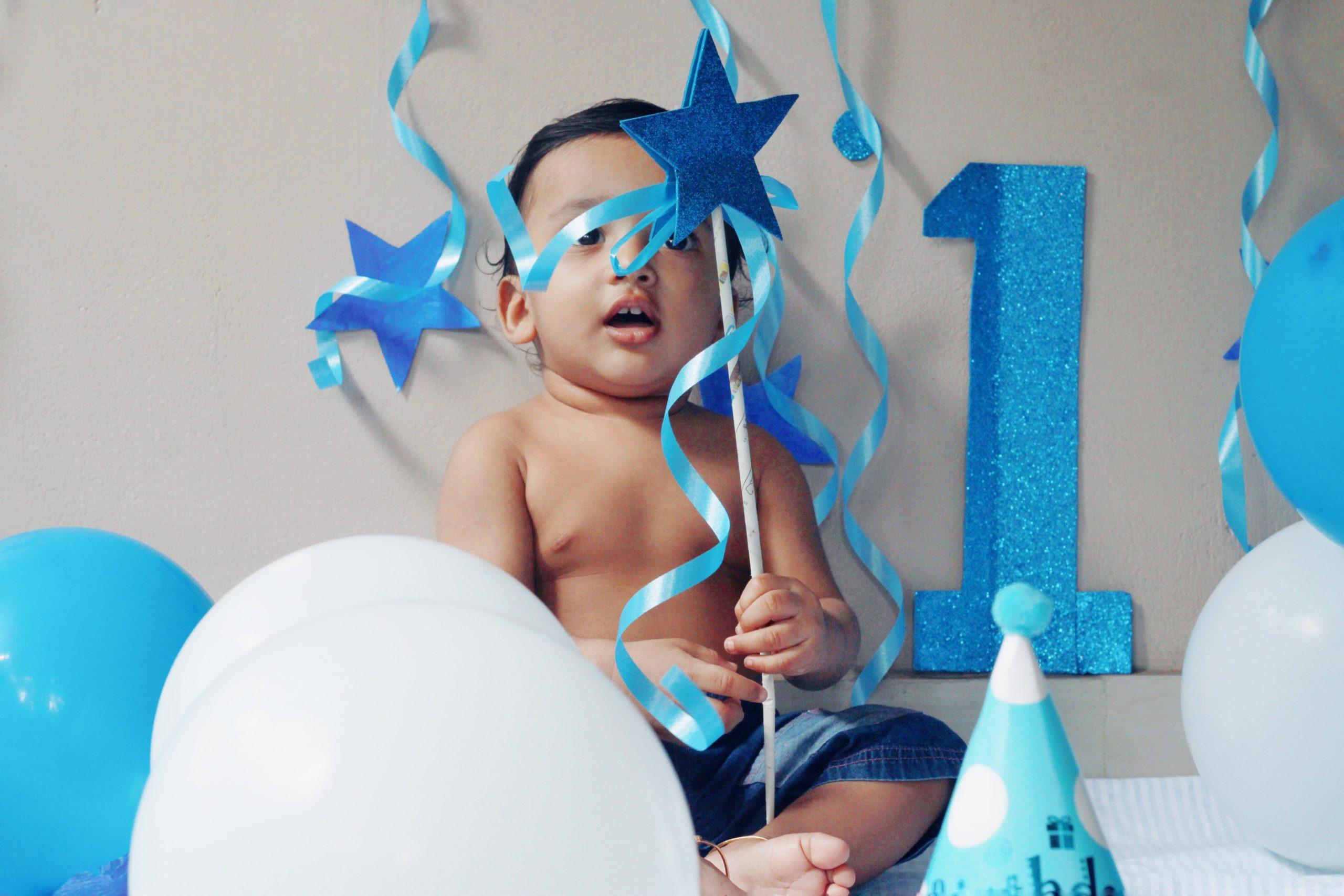 Celebration of birthday