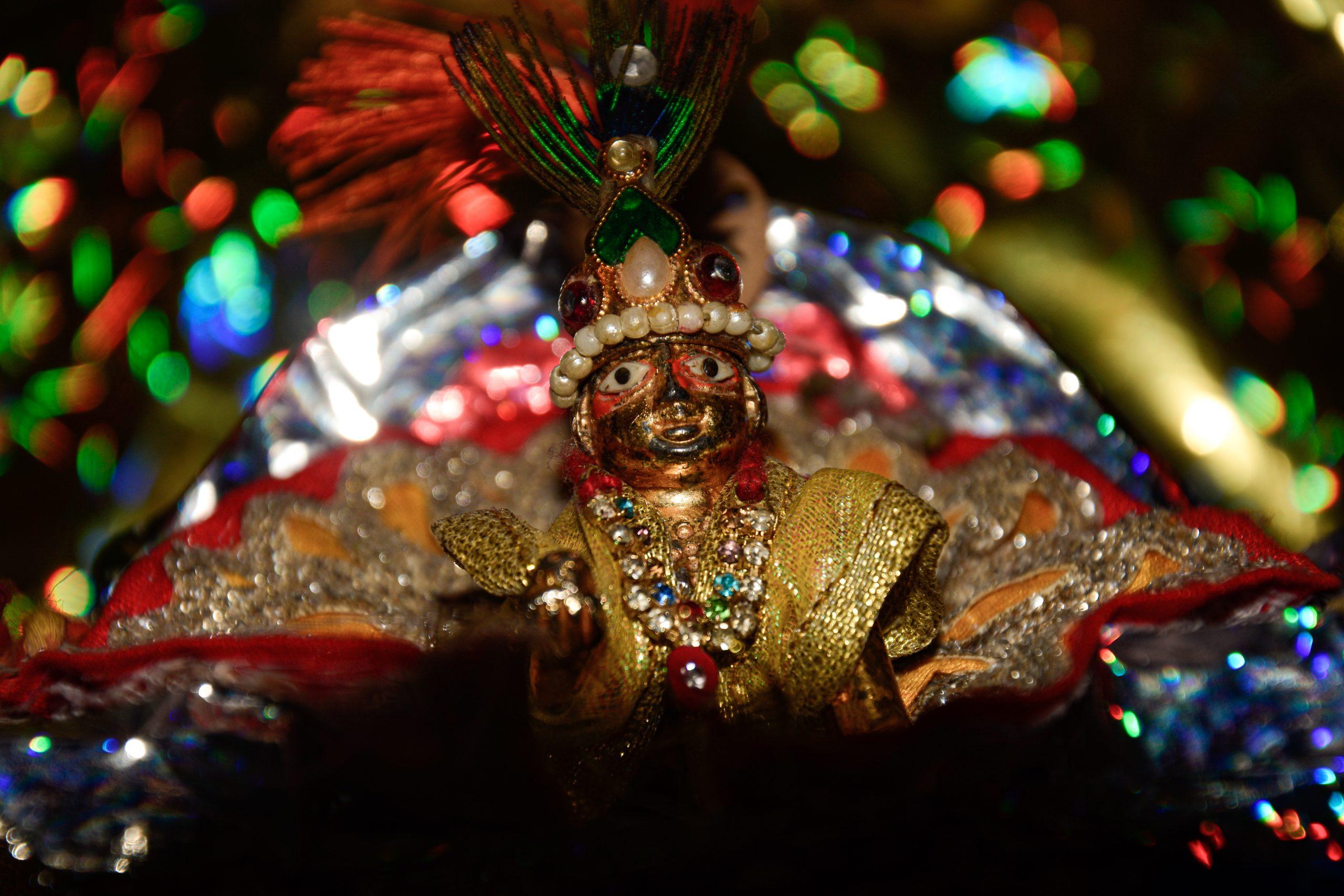 Lord Krishna Janmashtami celebrations