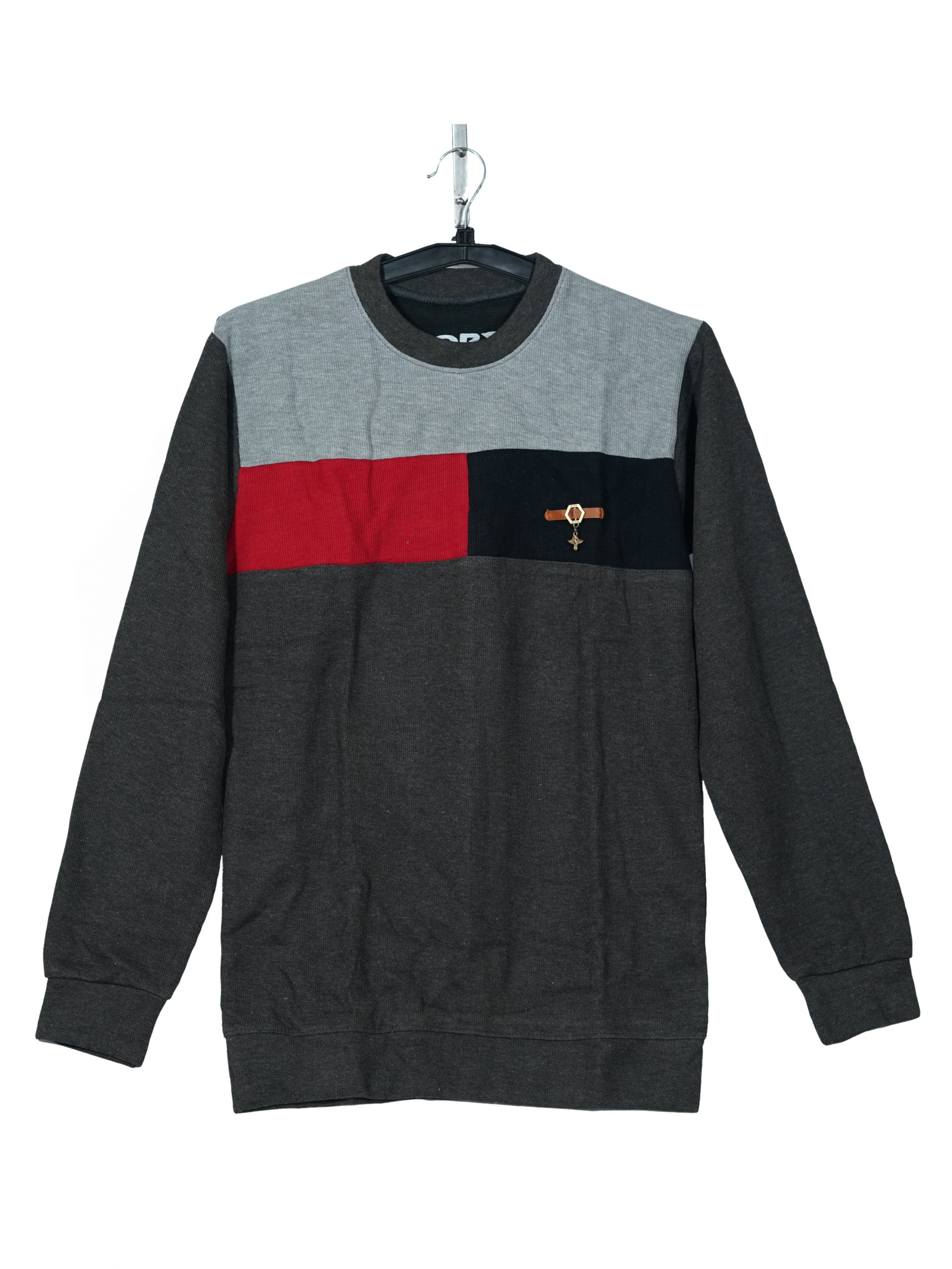 Multi color sweatshirt for men