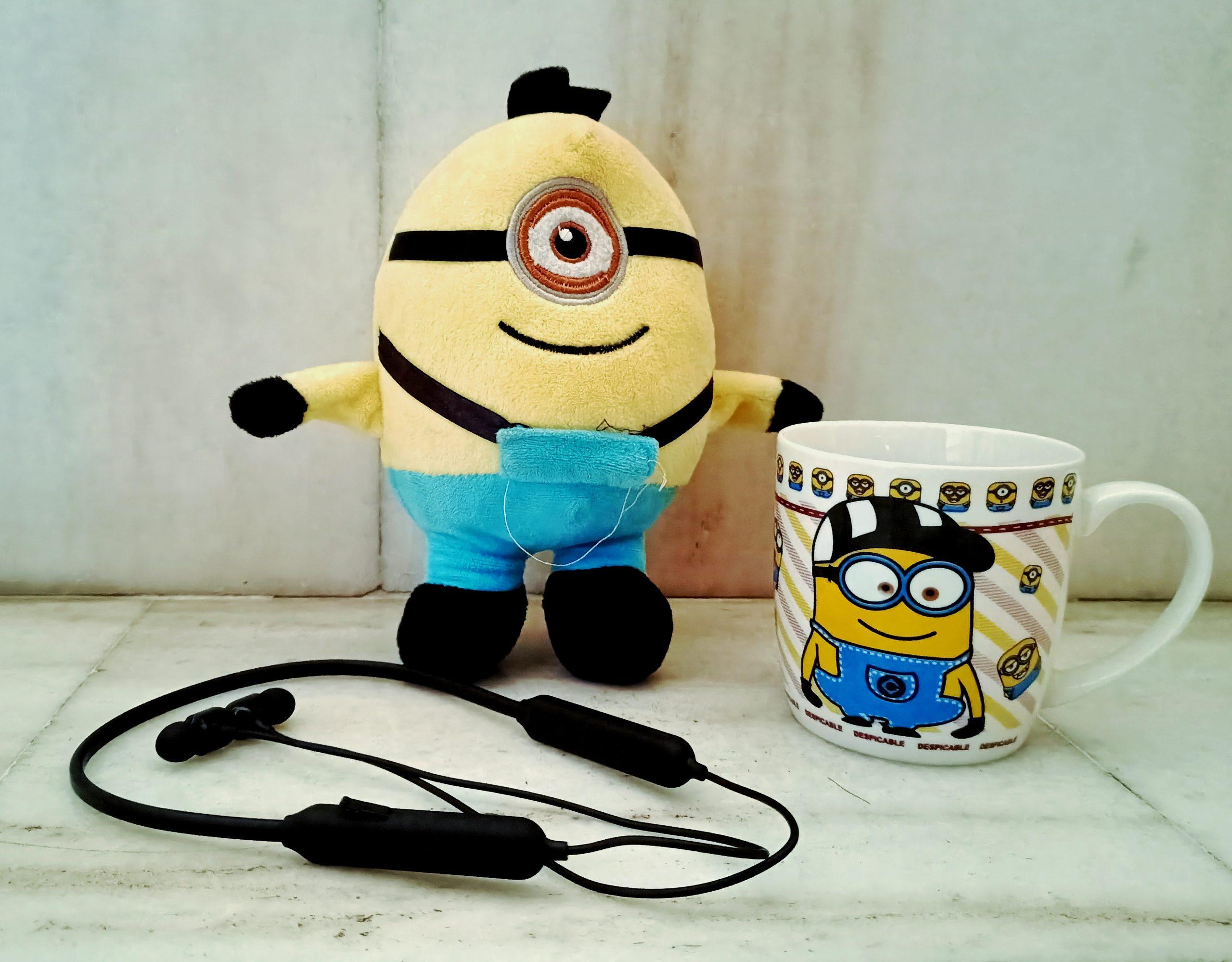 Headphone & Mug