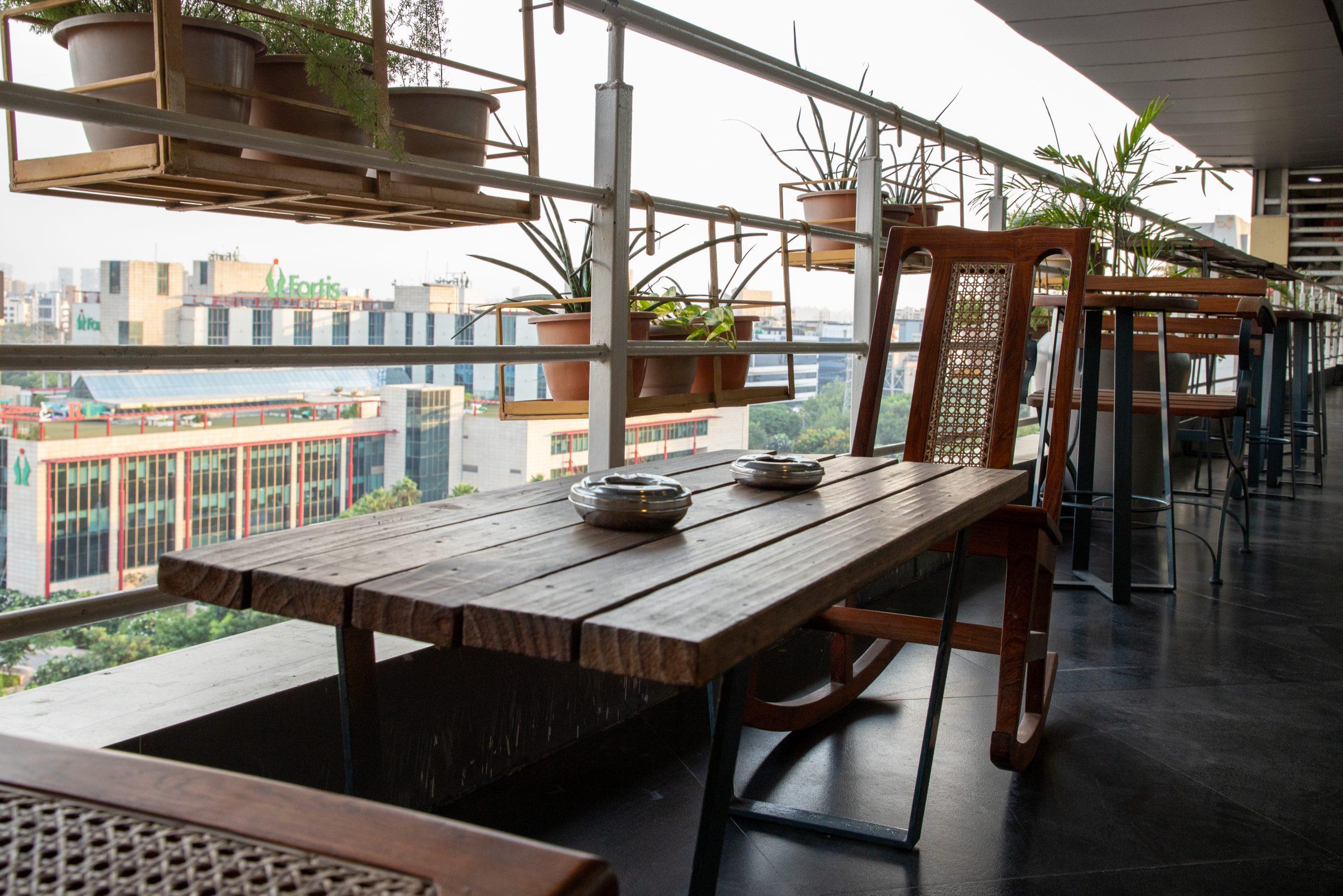 Balcony Areas