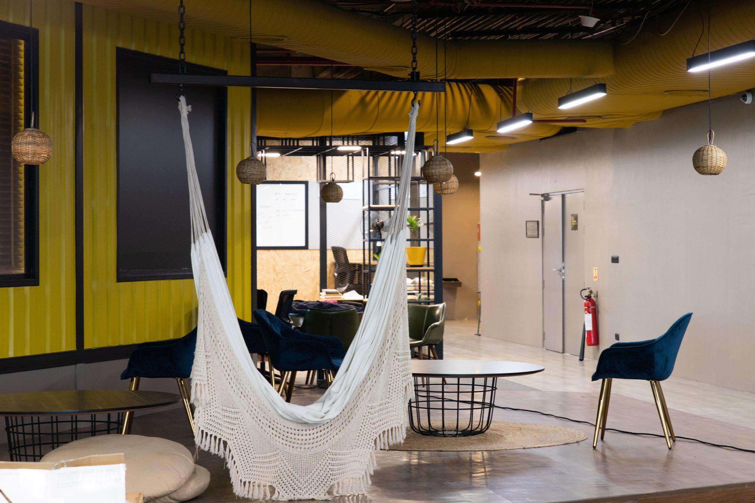 Office hangout zone