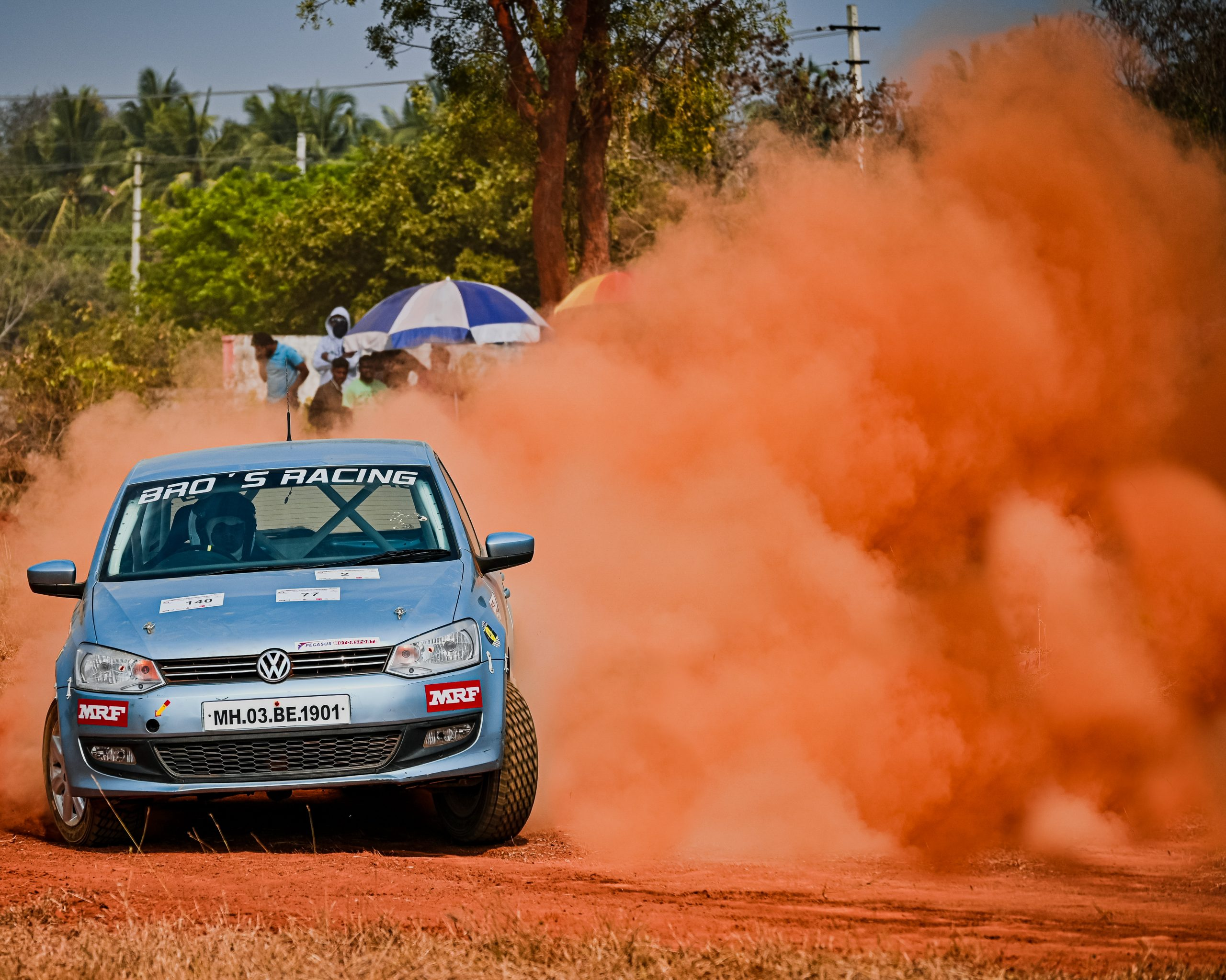 Dirt Car Racing