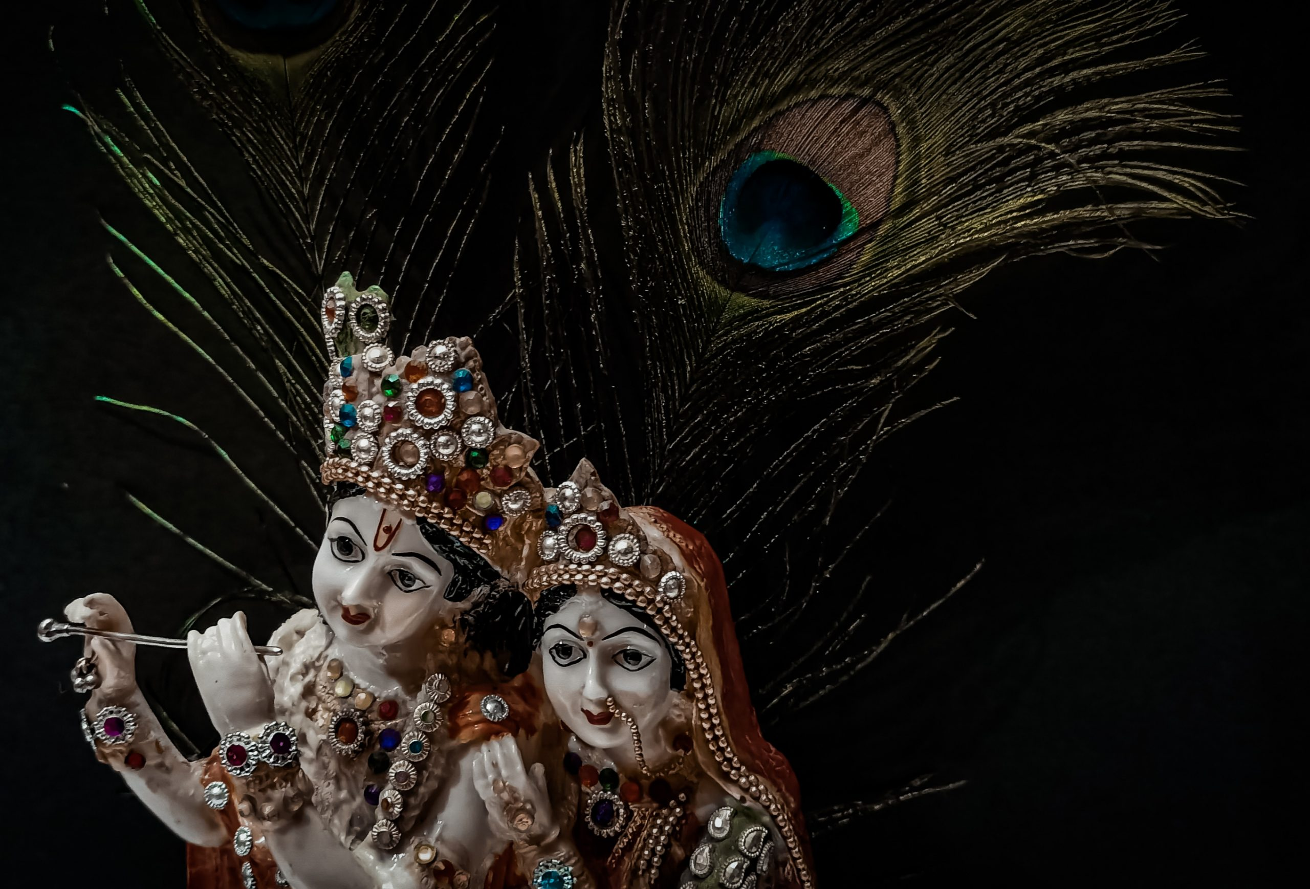 Radha and Krishna Idol