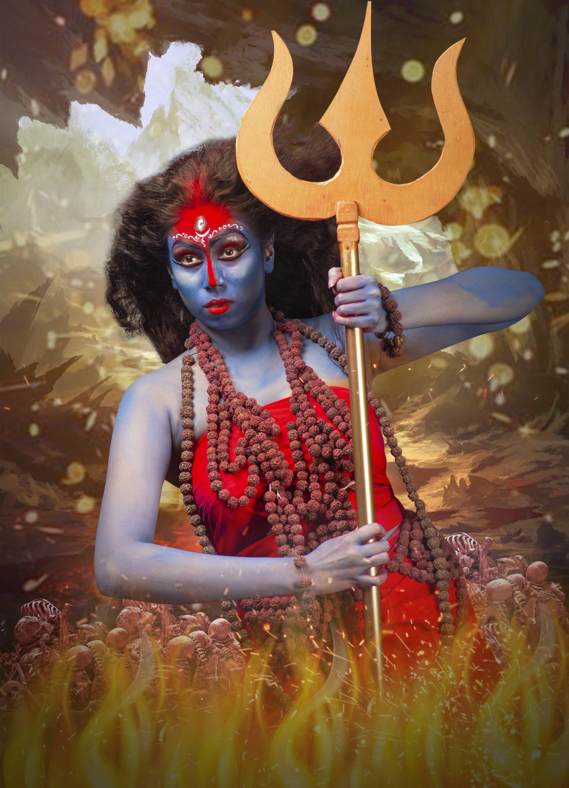 Rage of Goddess Kaali