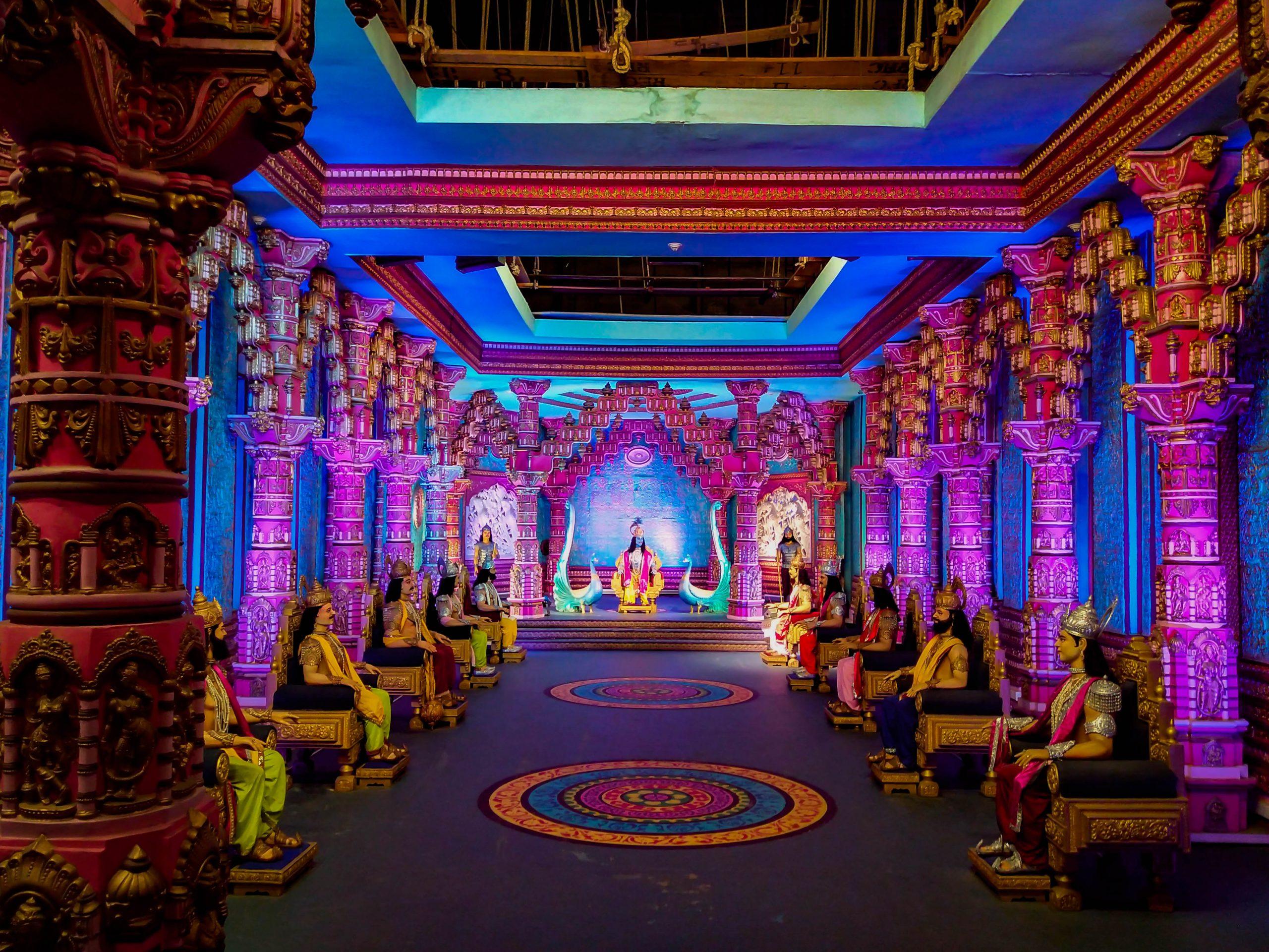 Ramoji Film City Set