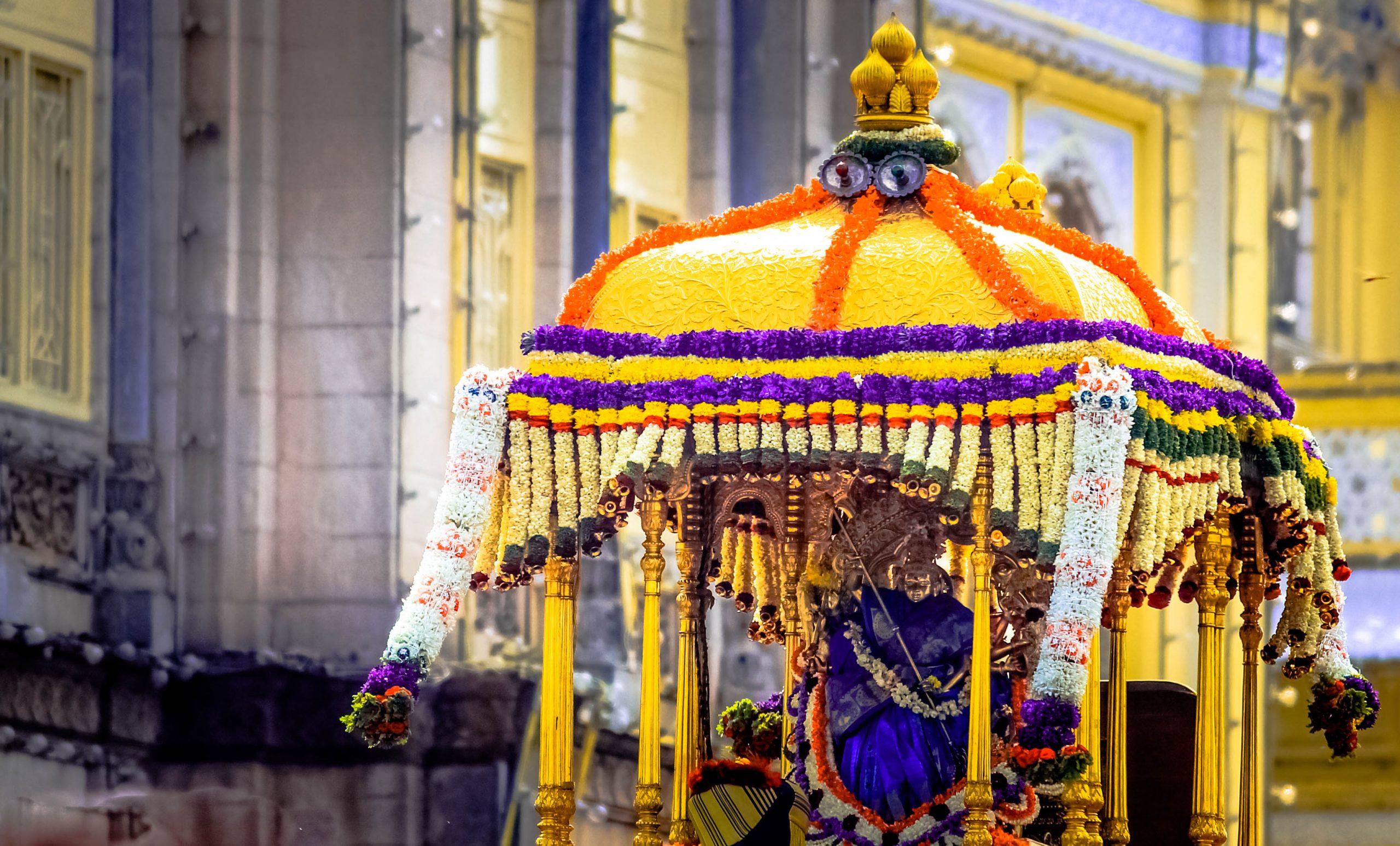 Rath Yatra of Hindu God