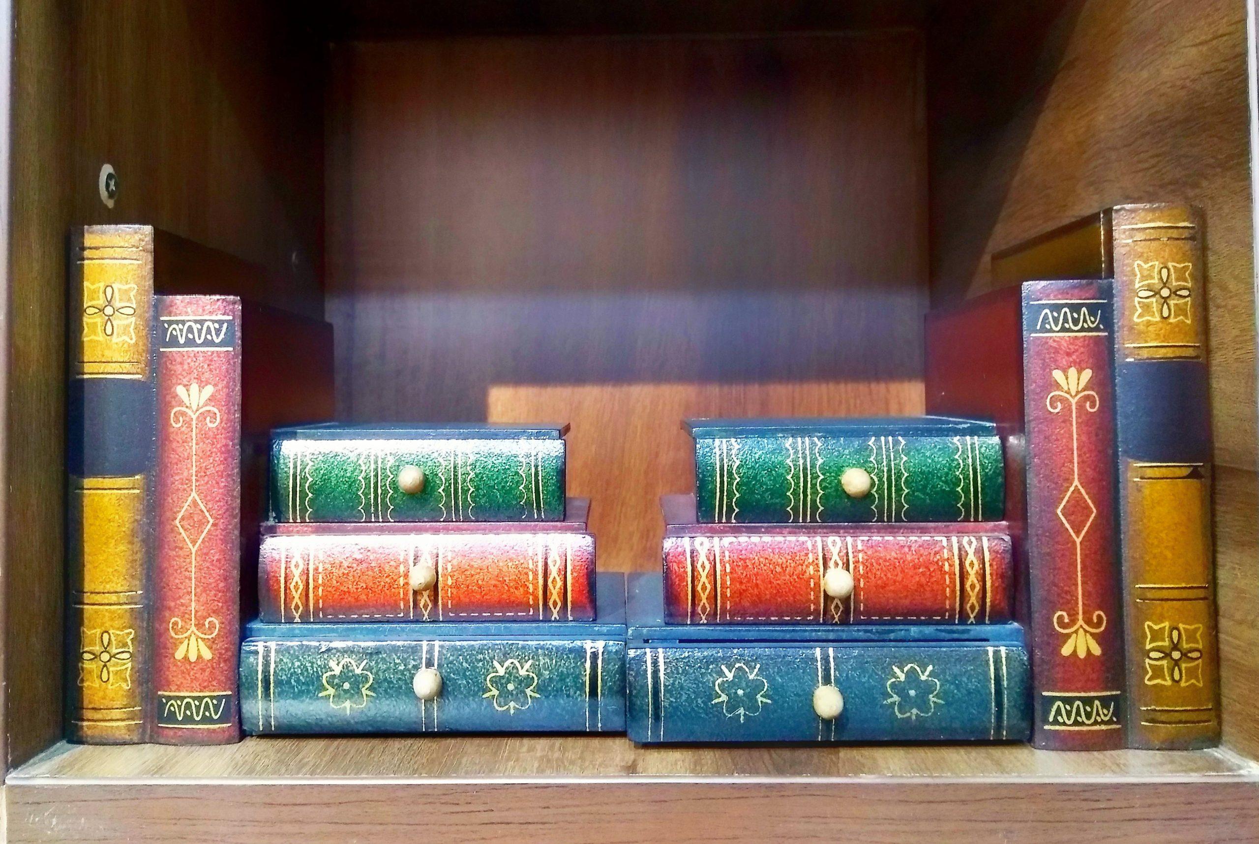 Religious books collection