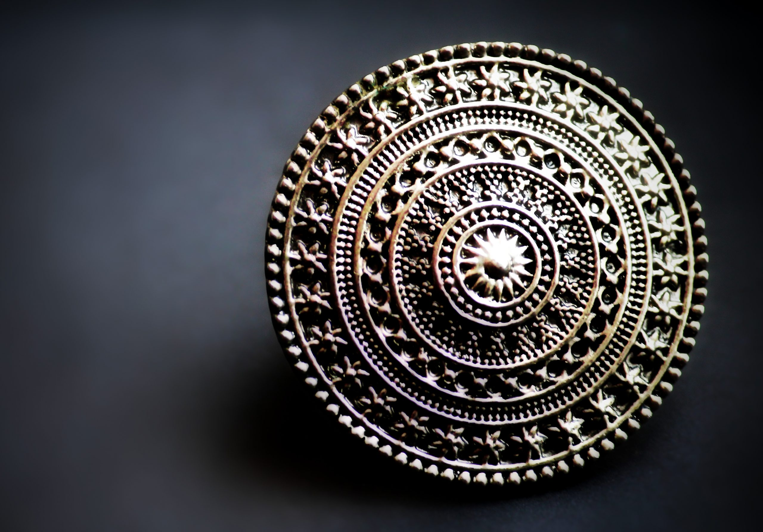 Ring Indian jewelry