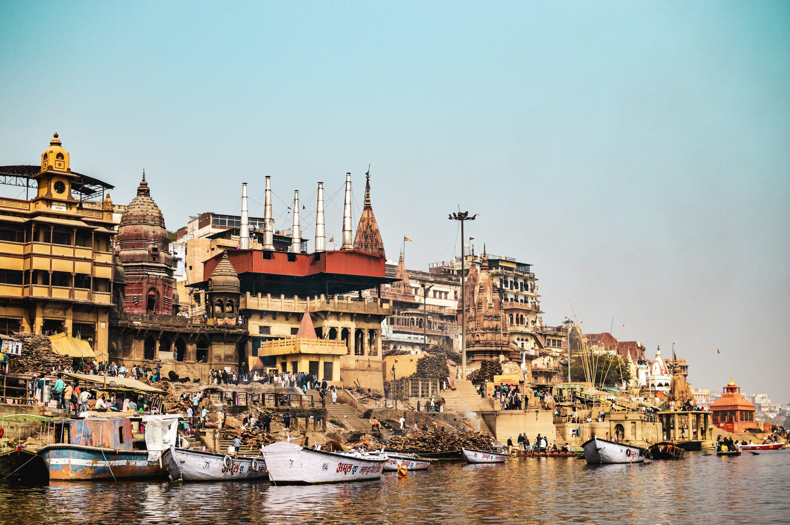 Sacred Ghats of Varanasi