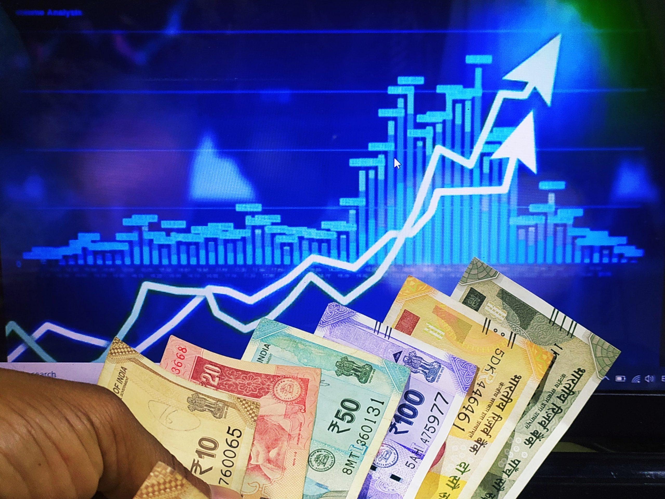 Sensex and stock market