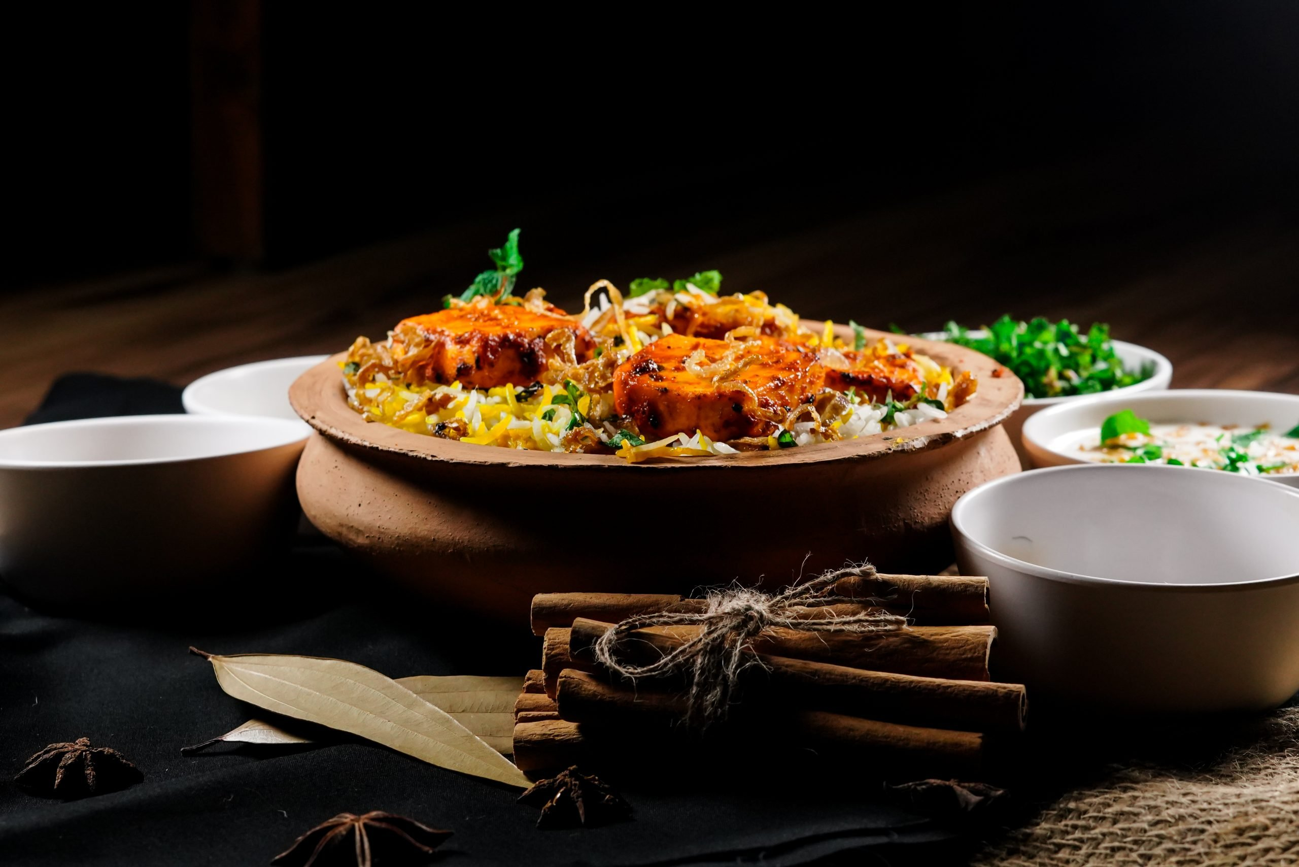 indian pot biryani