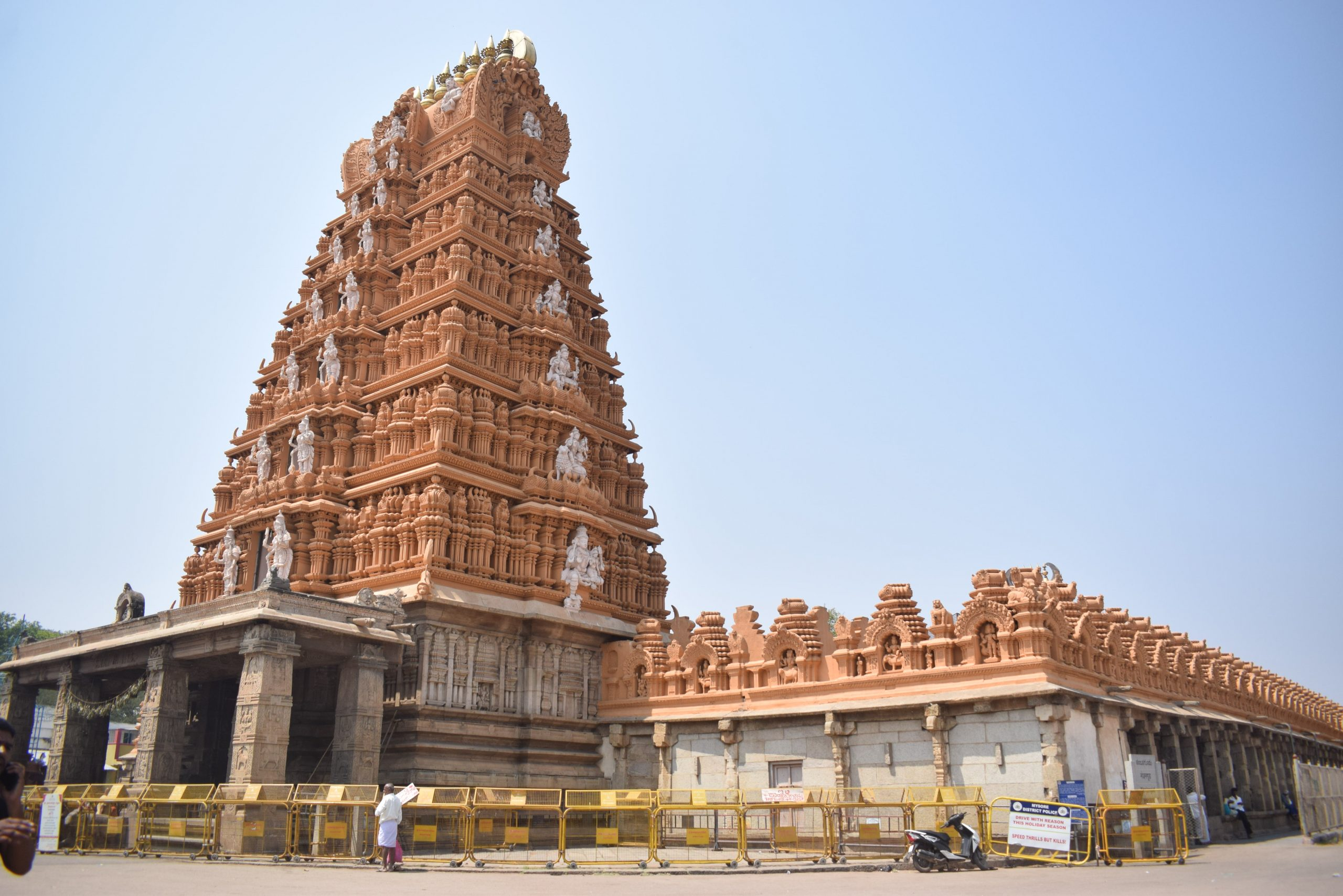 Srikanteshwara Temple, Karnataka.
