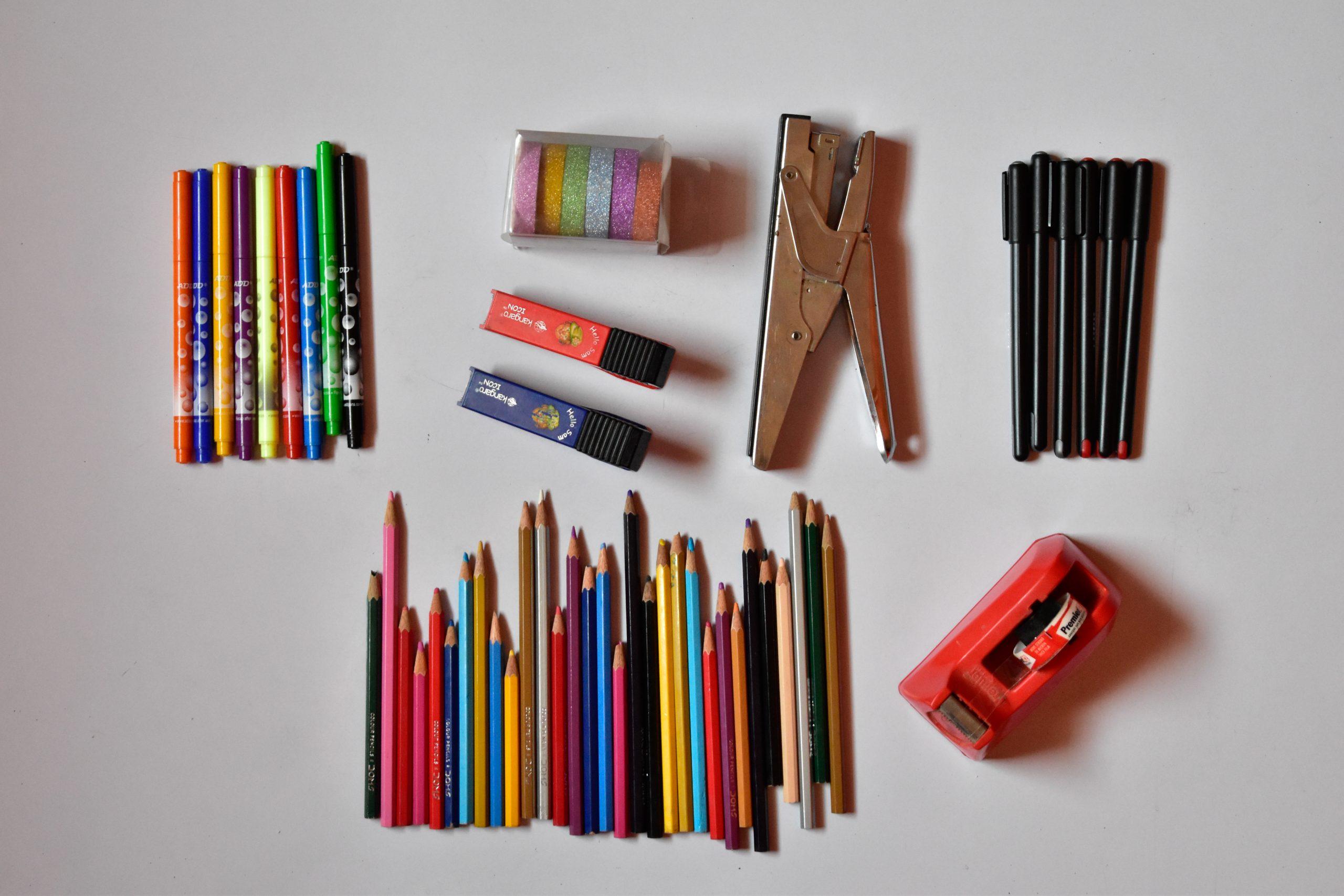 Stationery items