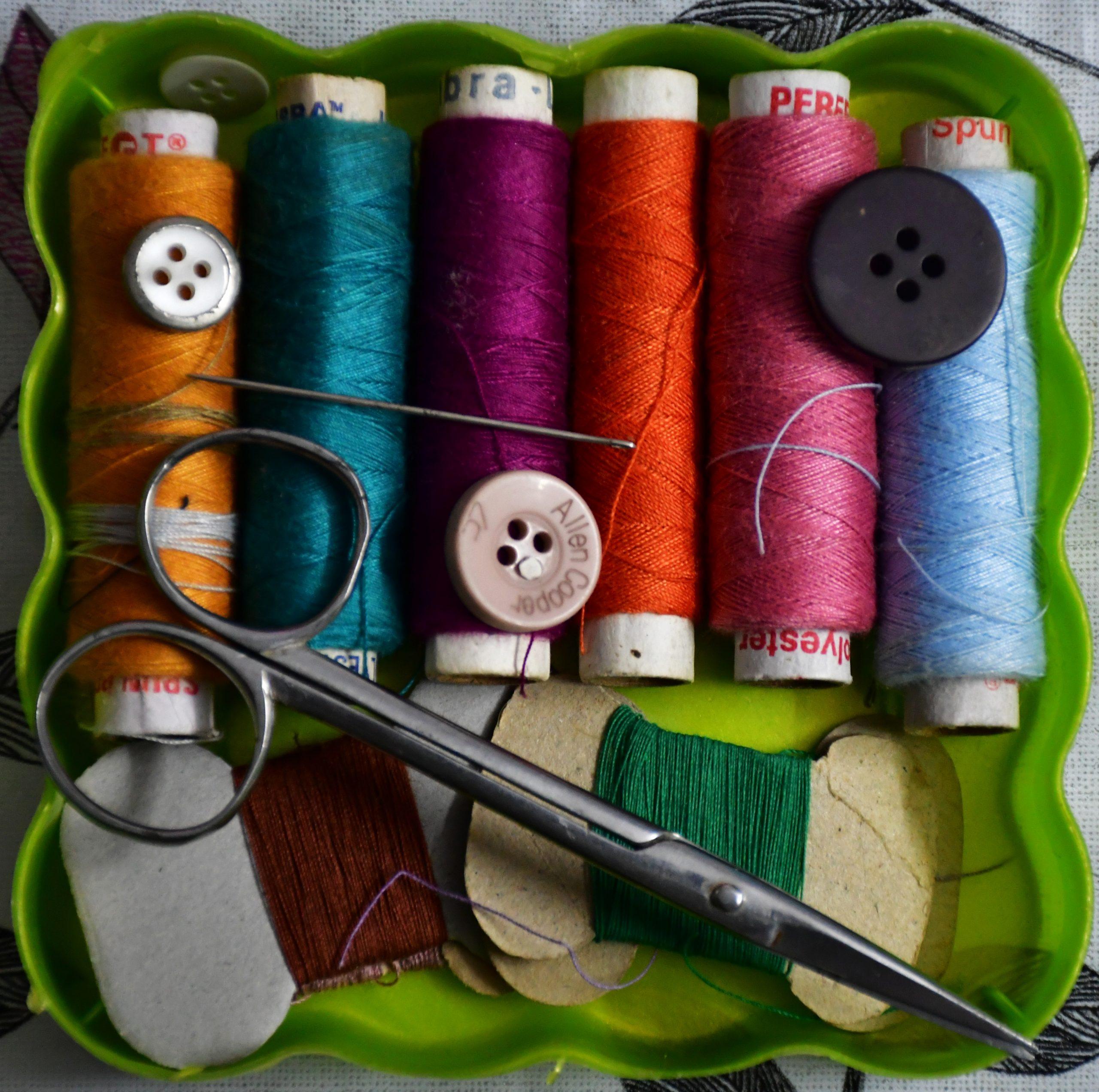 Stitching time