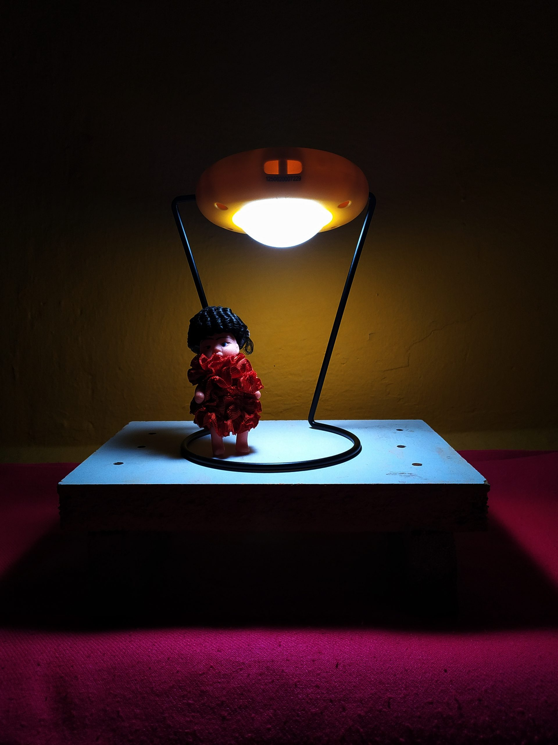 doll table lamp