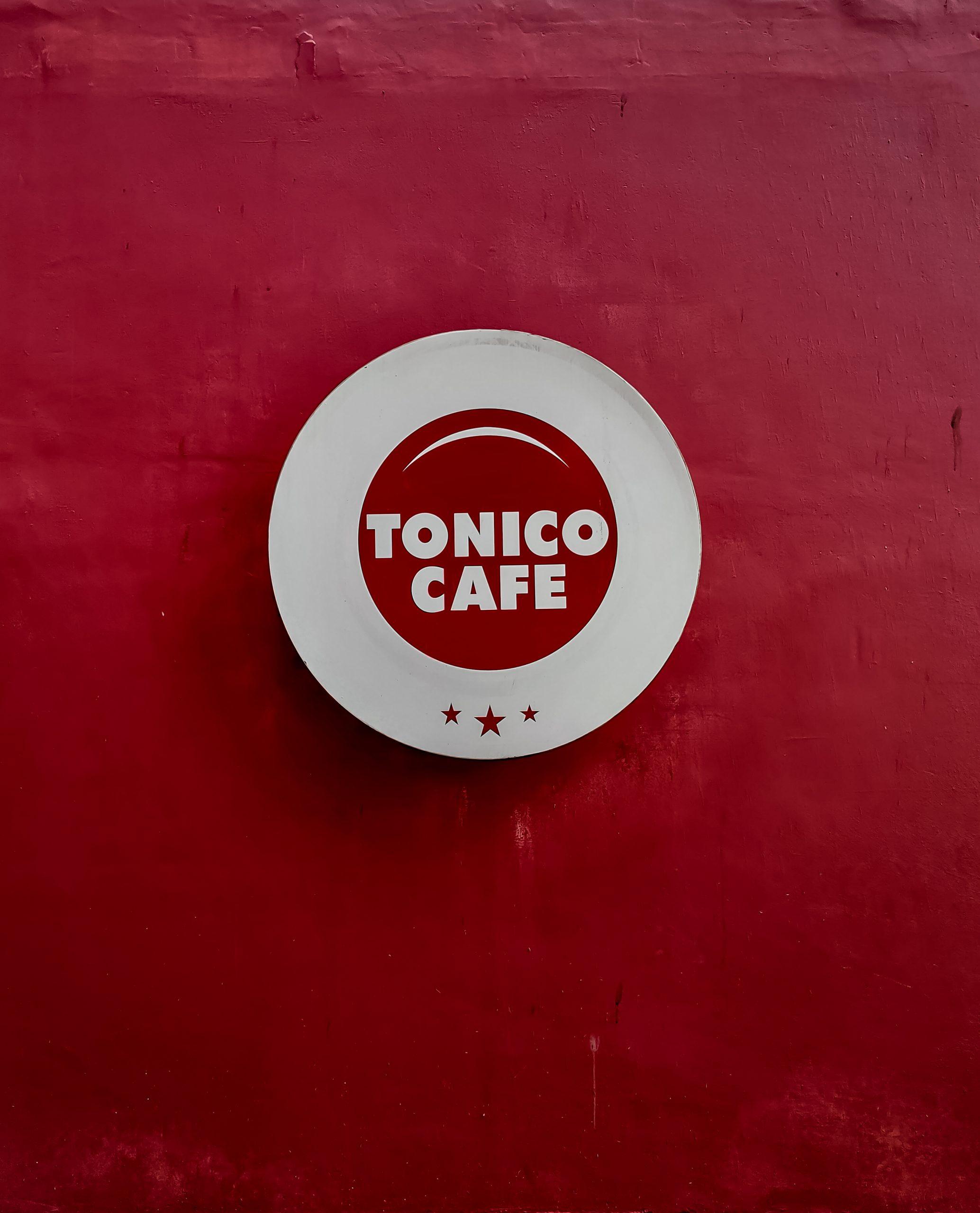Tonico Cafe logo